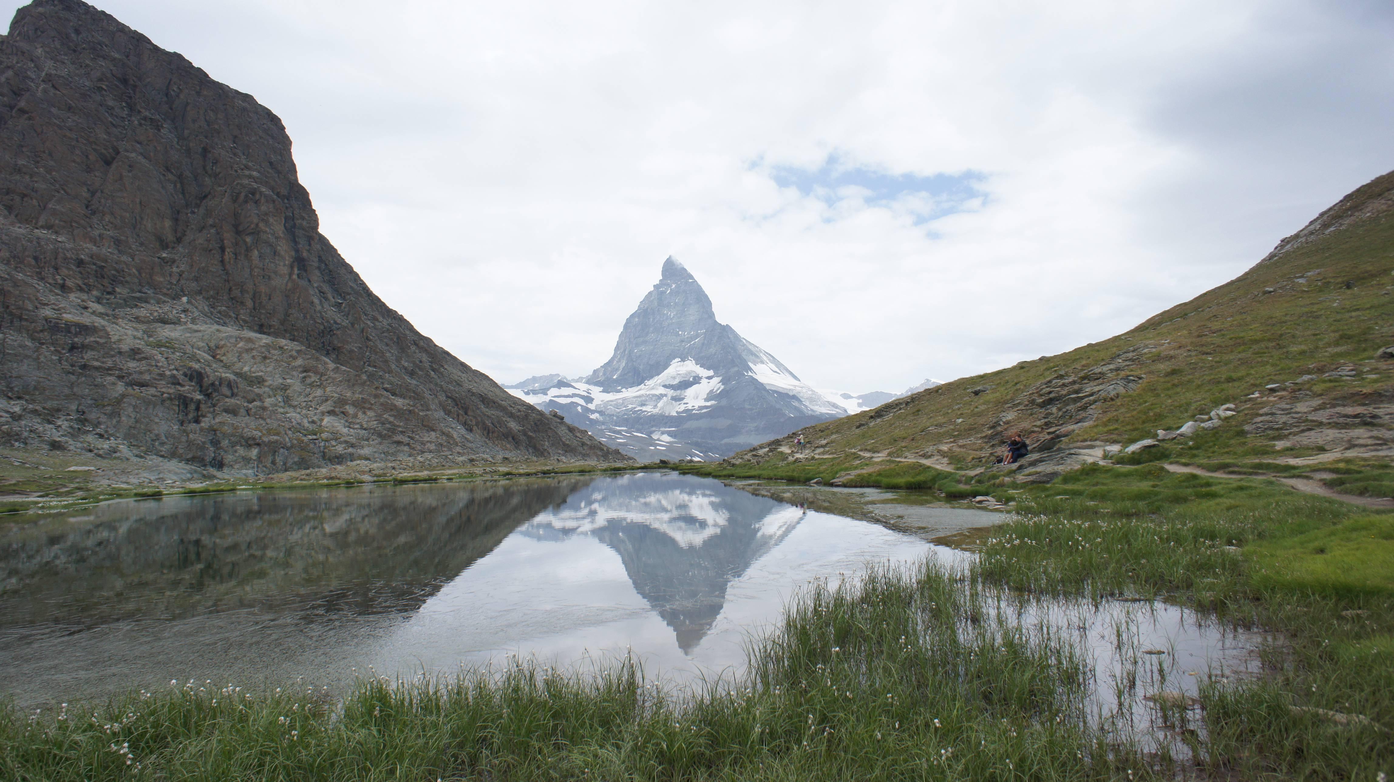 Photo 2: Gornergrat - vue sur le Cervin/Cervino/Matterhorn (4478m)