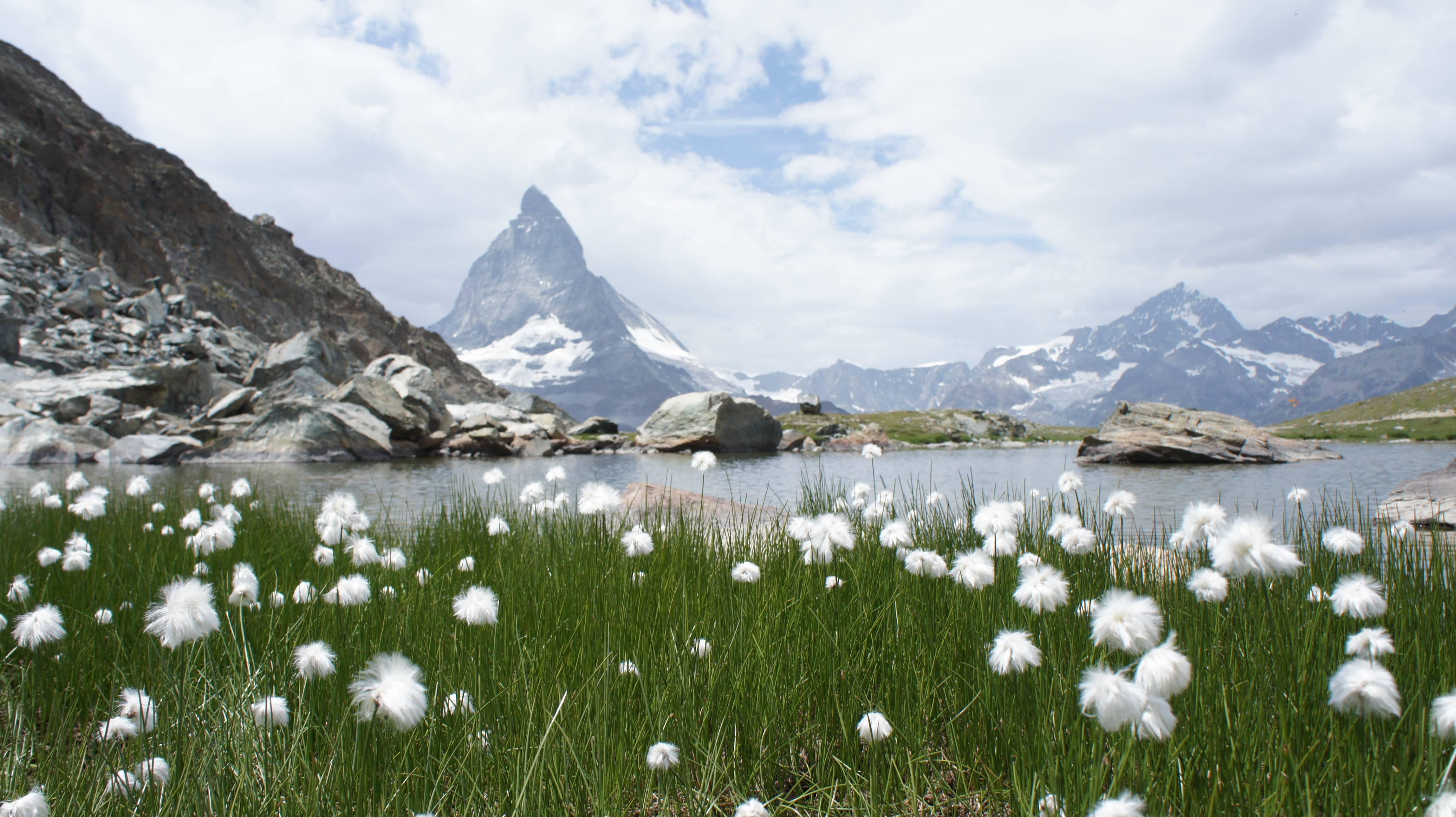 Photo 3: Gornergrat - vue sur le Cervin/Cervino/Matterhorn (4478m)