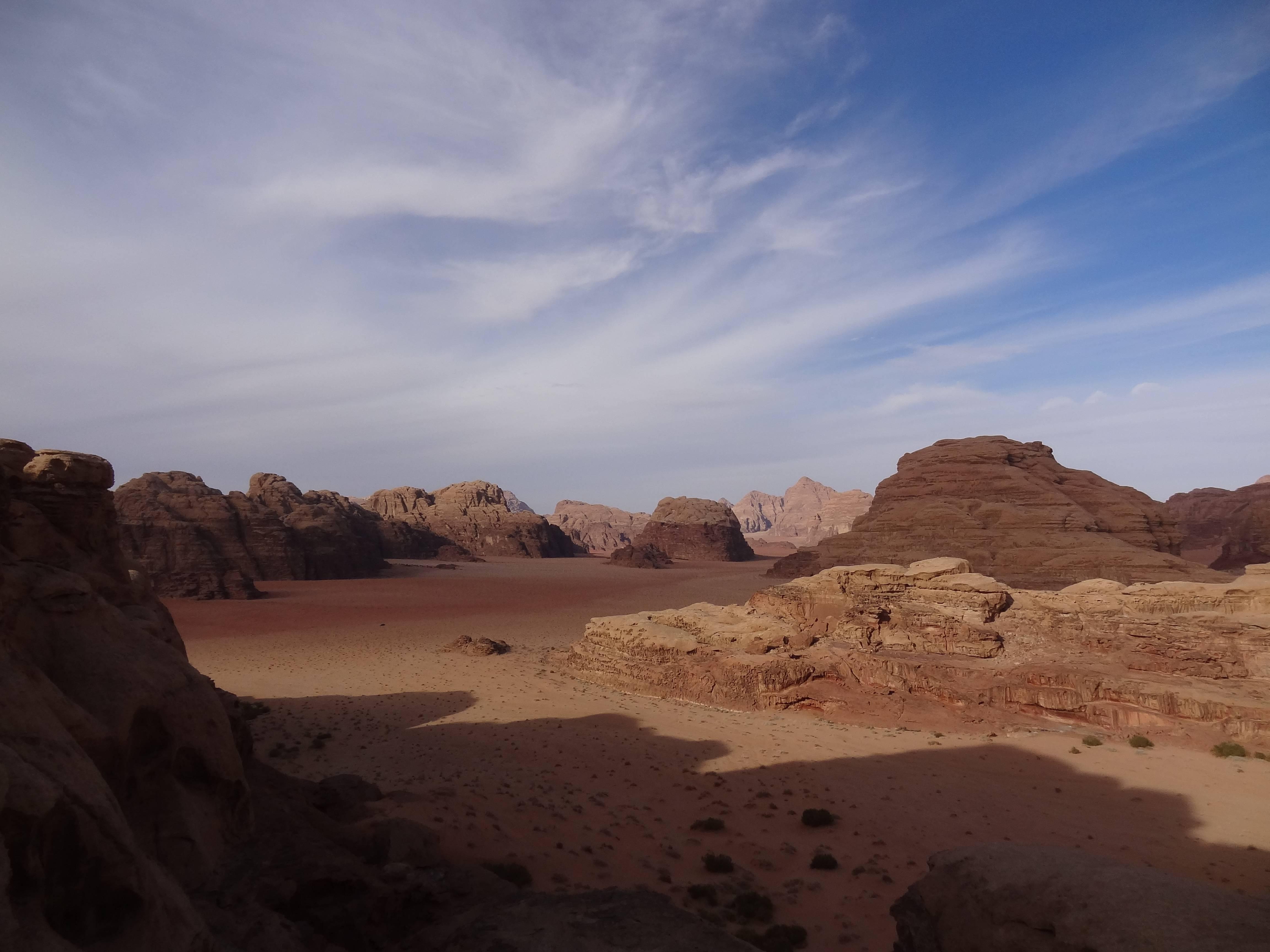 Photo 1: Immersion dans le Wadi Rum