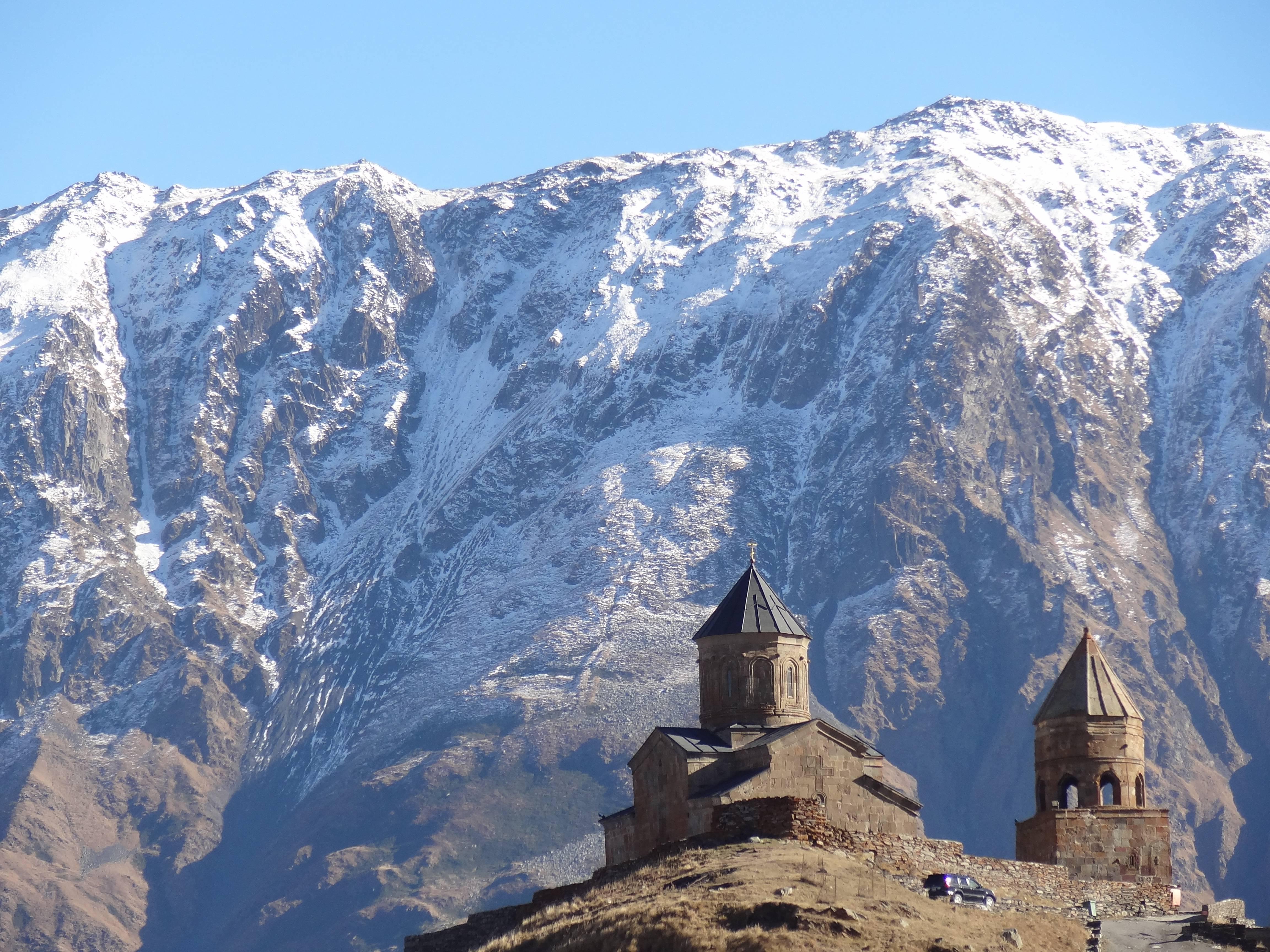 Photo 1: Dans le Caucase géorgien