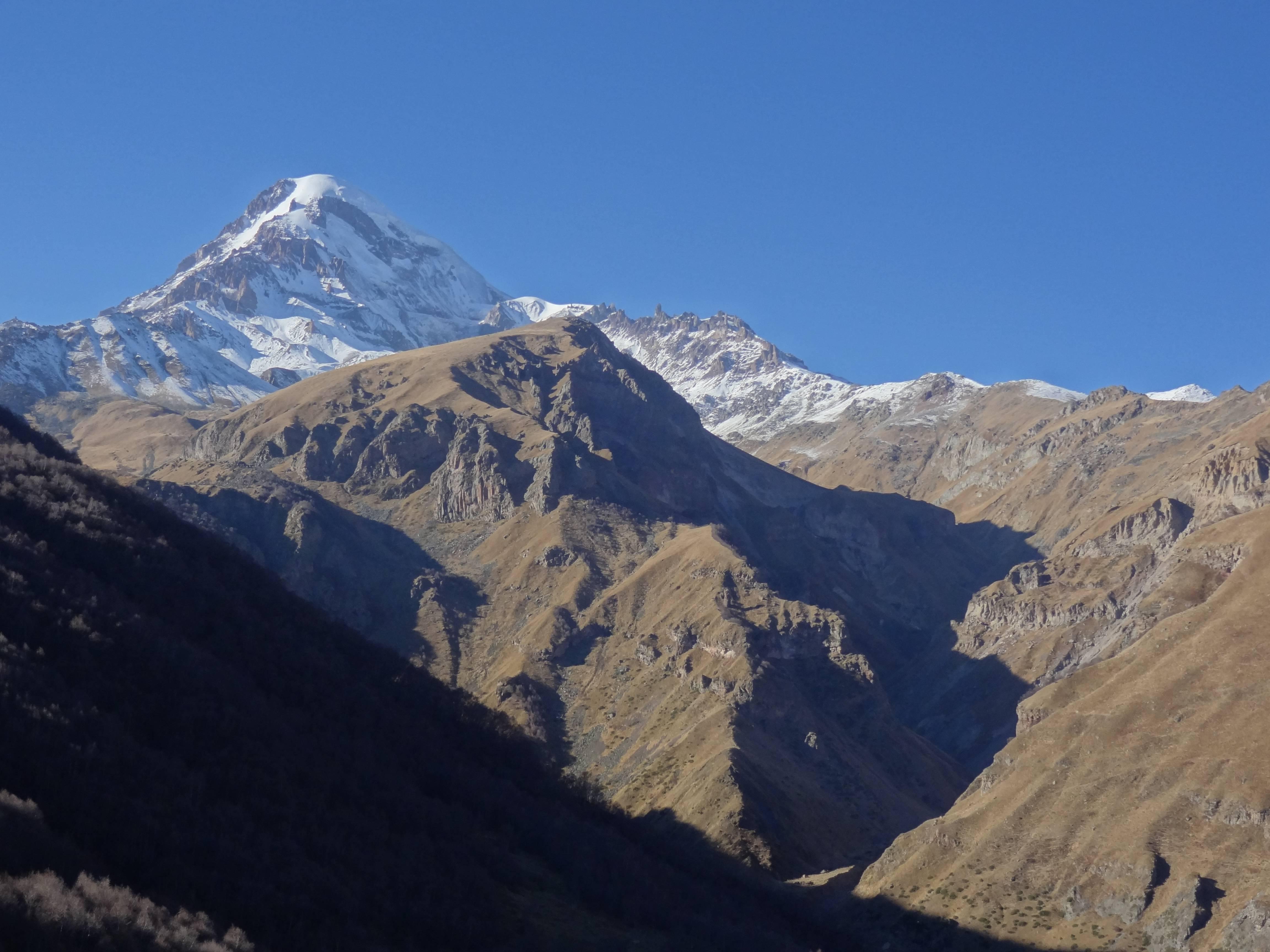 Photo 2: Dans le Caucase géorgien