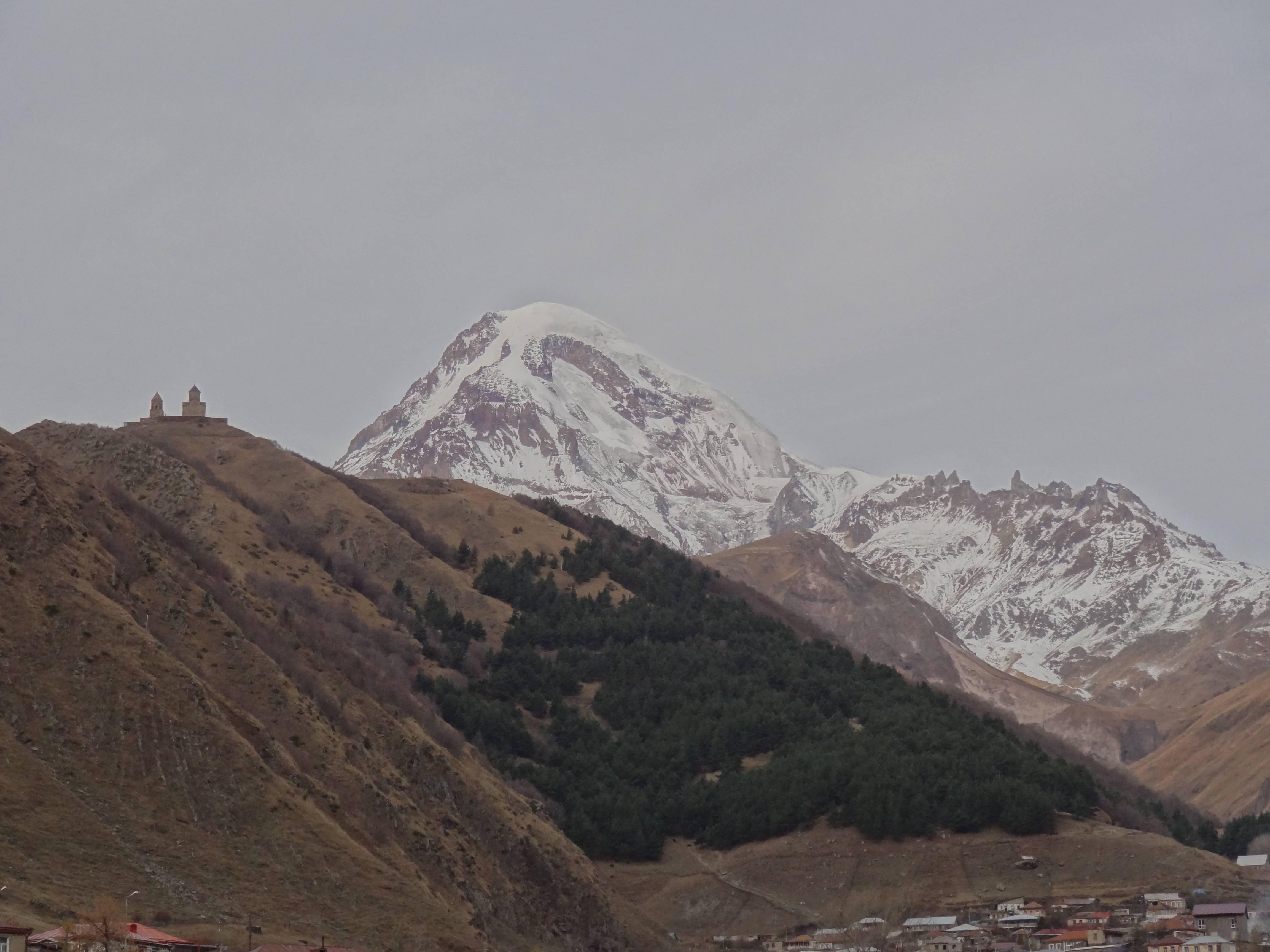 Photo 3: Dans le Caucase géorgien