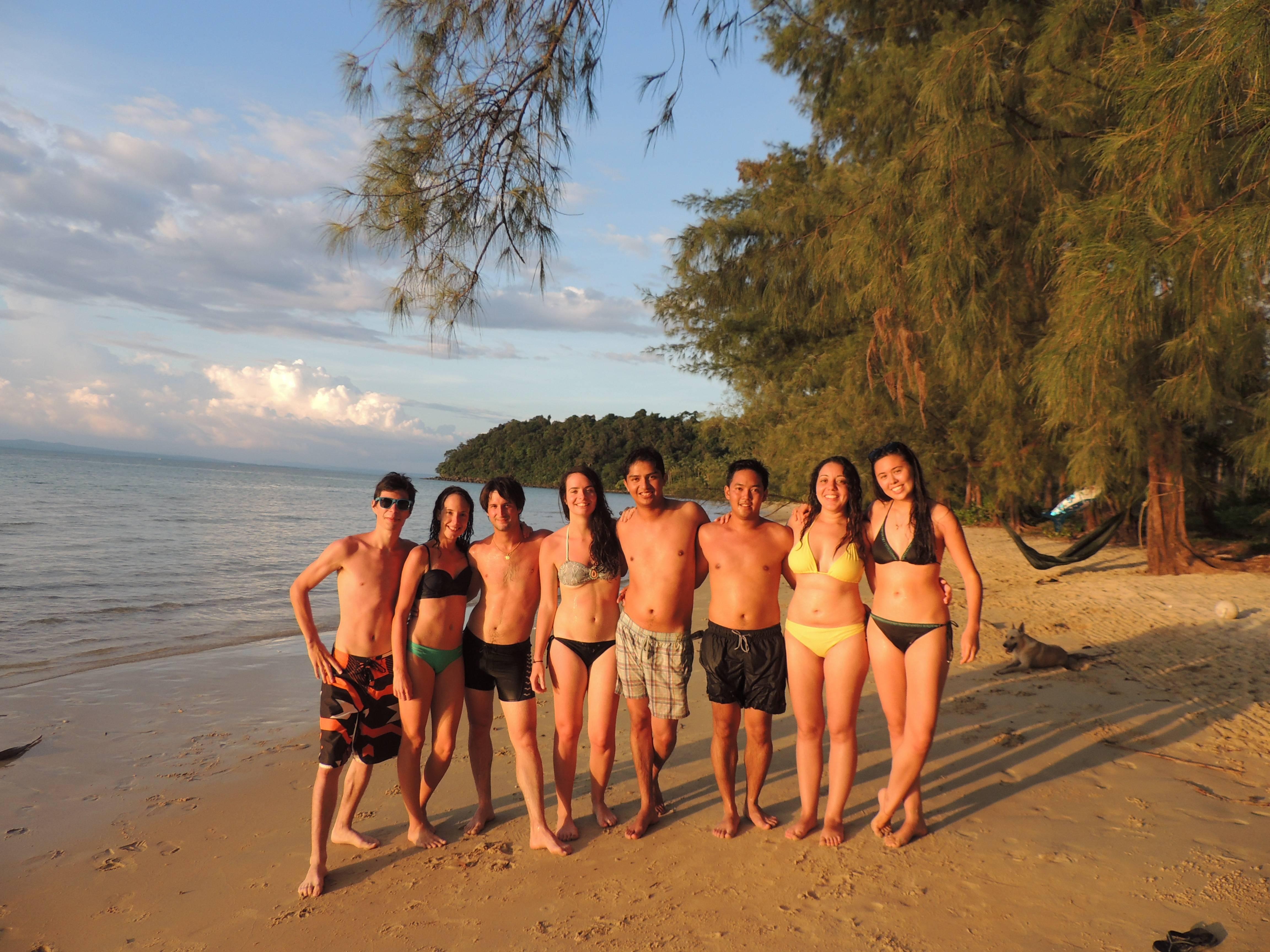 Photo 1: Koh Rong _ L'ile paradisiaque qui vous envoie en marge du monde entier