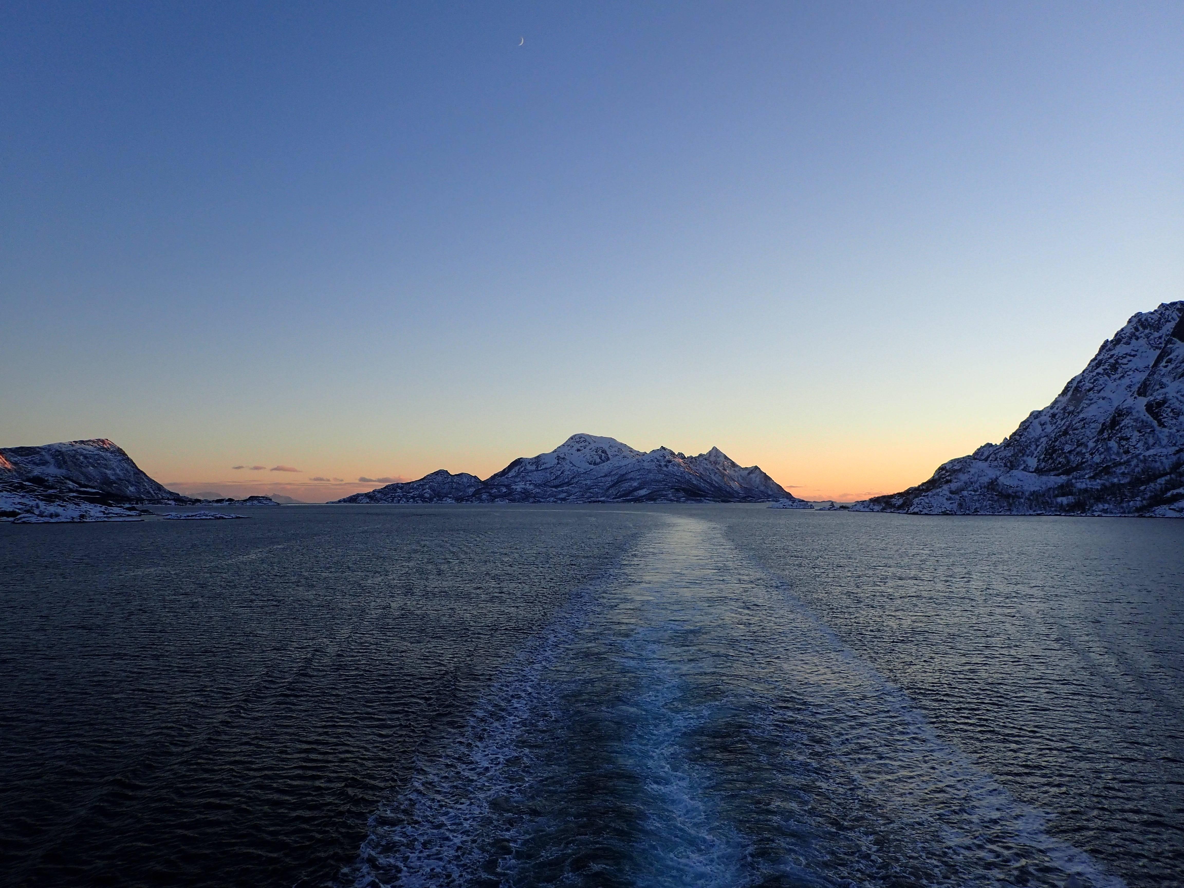 Photo 1: Croisère dans les fjords norvégiens