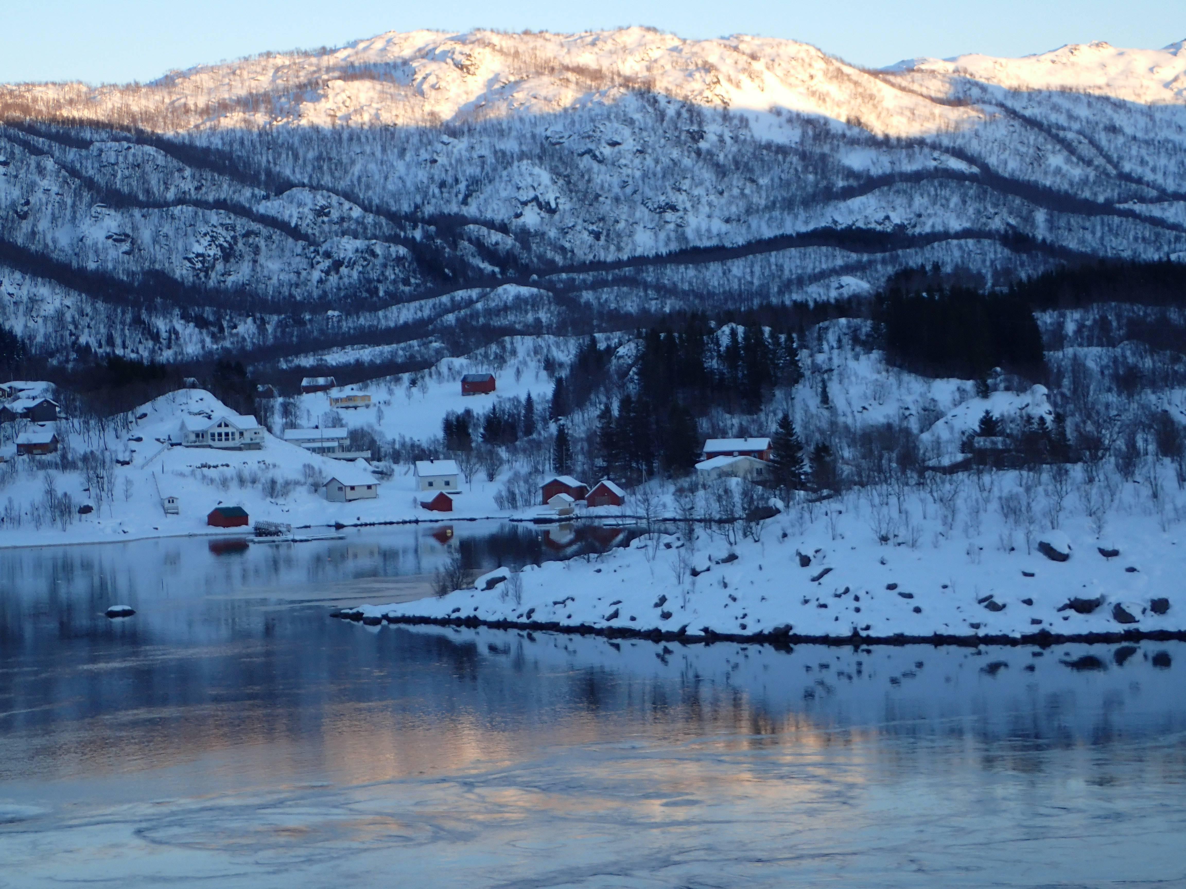 Photo 2: Croisère dans les fjords norvégiens