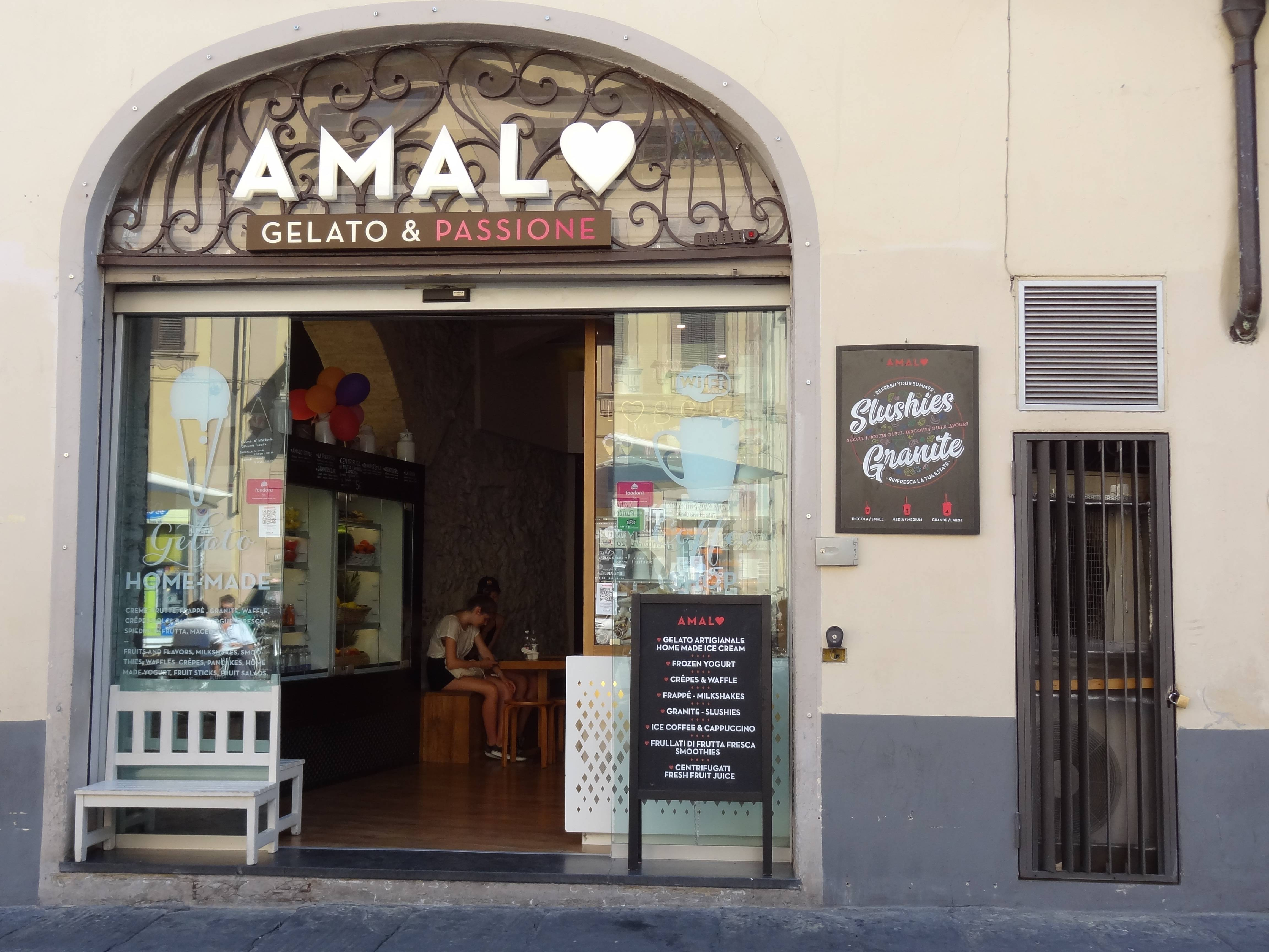 Photo 2: Gelato à Florence