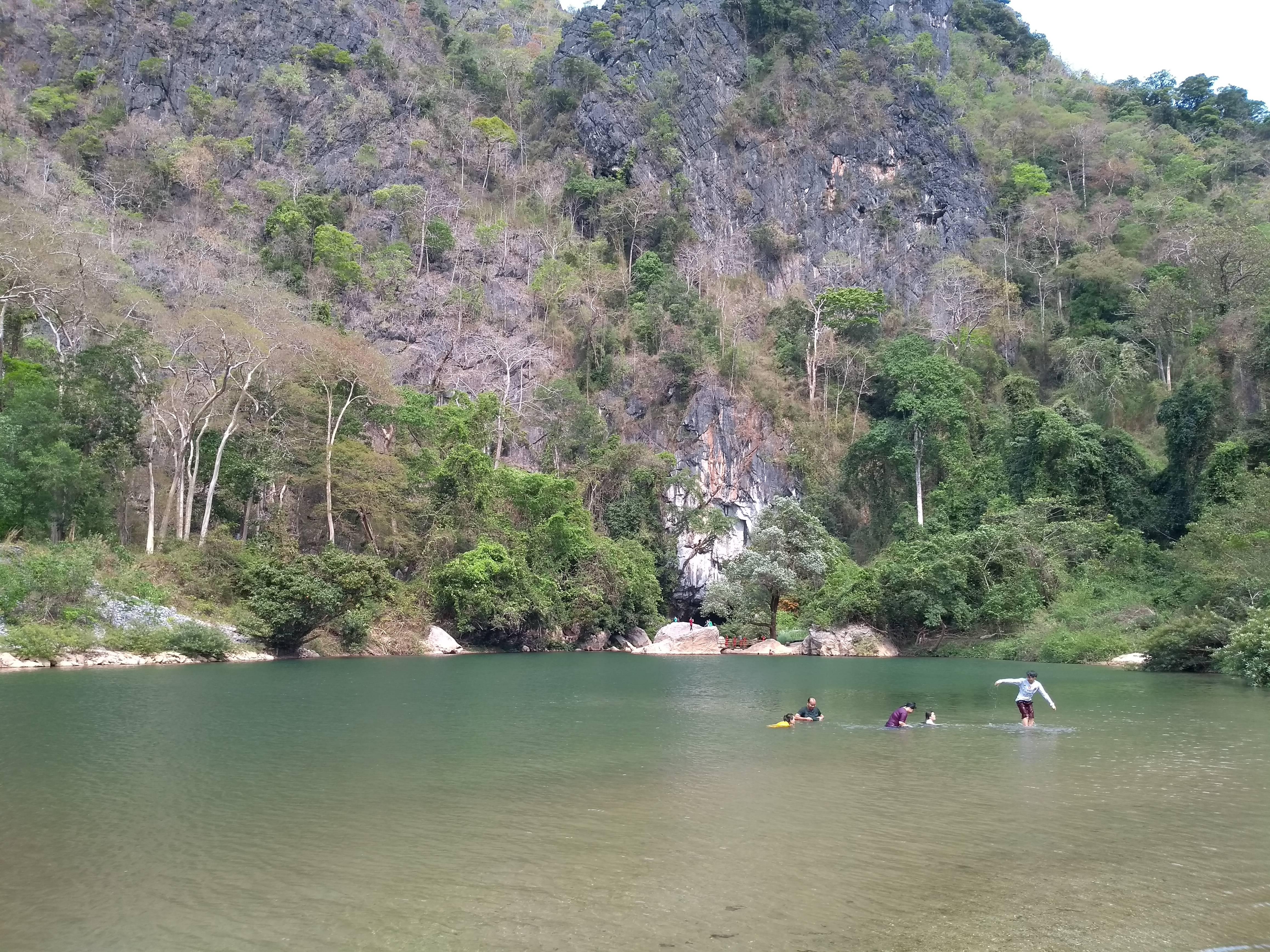 Photo 2: Kong Lor Cave