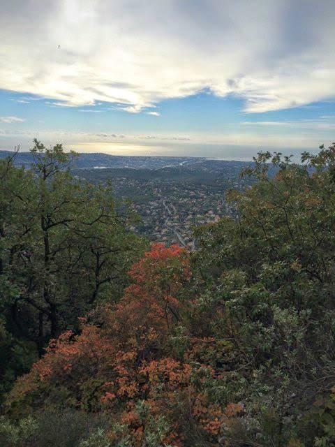 Photo 1: Le mont Baou de St Jeannet