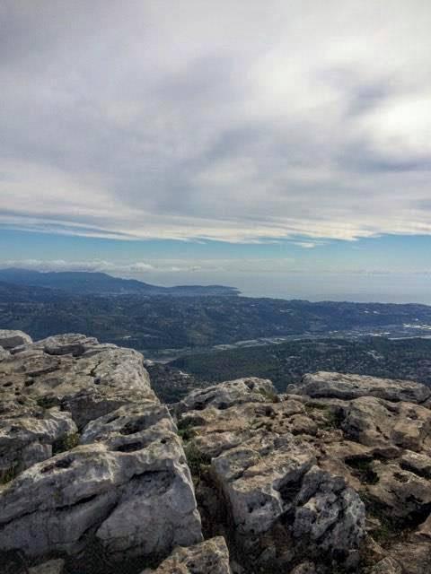 Photo 2: Le mont Baou de St Jeannet