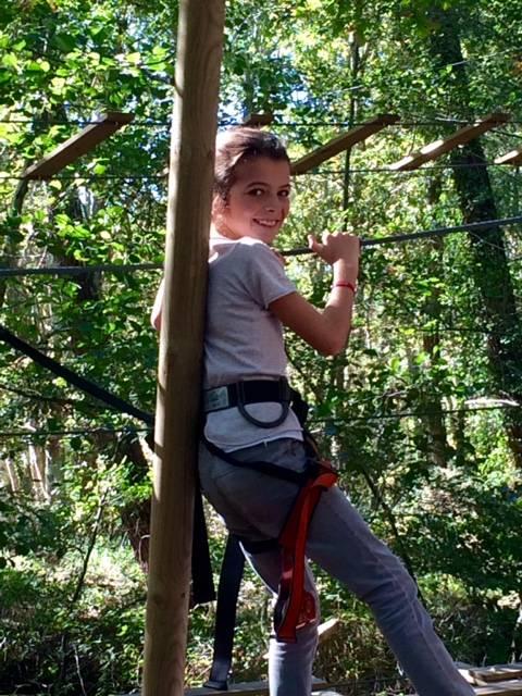 Photo 1: Après midi dans les arbres à T en Leyre