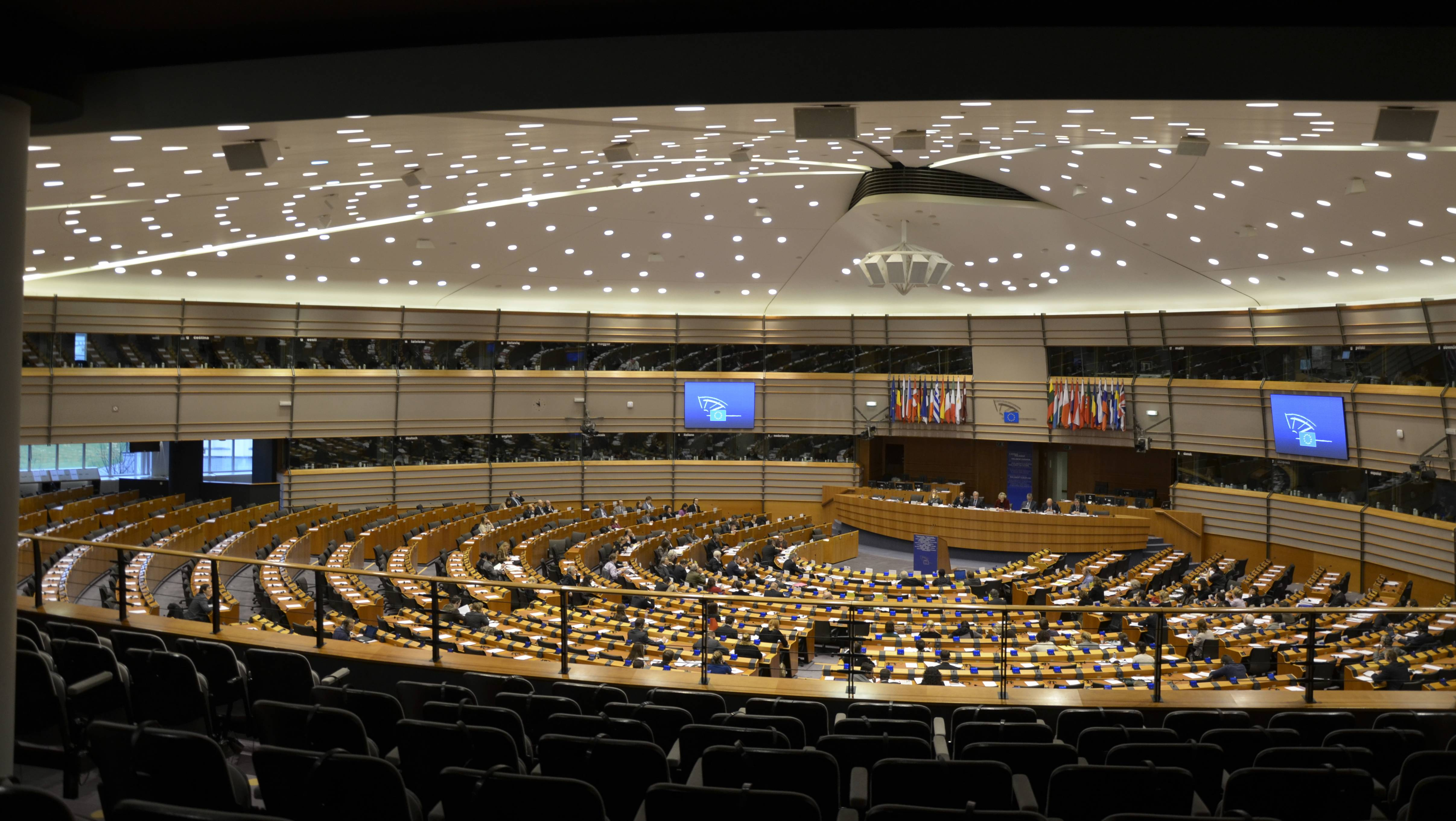 Photo 1: Visiter le Parlement européen