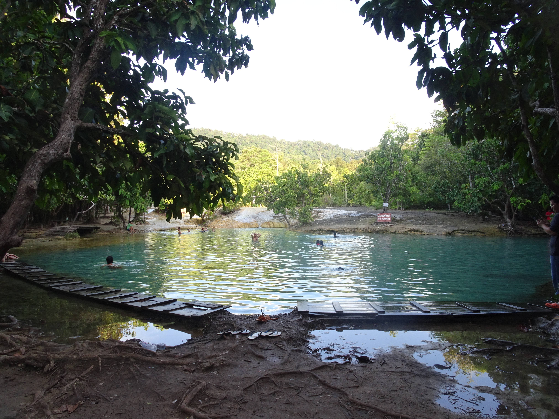 Photo 1: Emerald pool, un vrai petit joyau