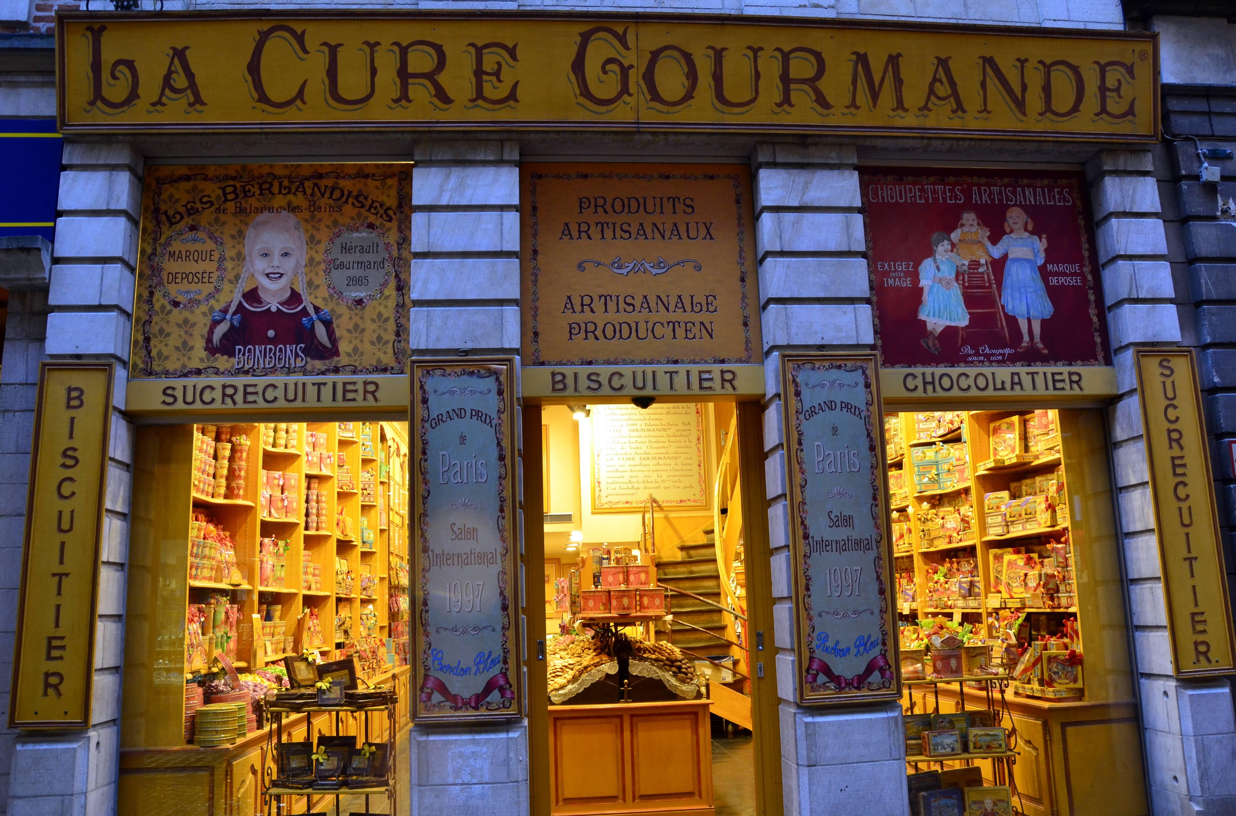 Photo 1: La Cure Gourmande pour une pause sucrée !