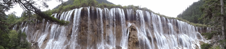 Photo 2: Jiuzhaigou.... Lacs et cascades de rêve