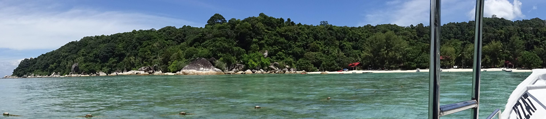 Photo 2: Les iles perhentian, Kecil : mon paradis isolé