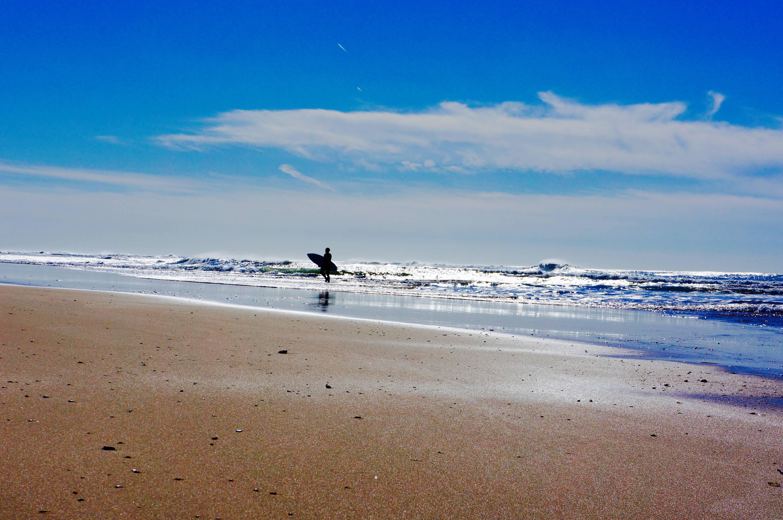 Photo 3: Des vagues et des hommes...