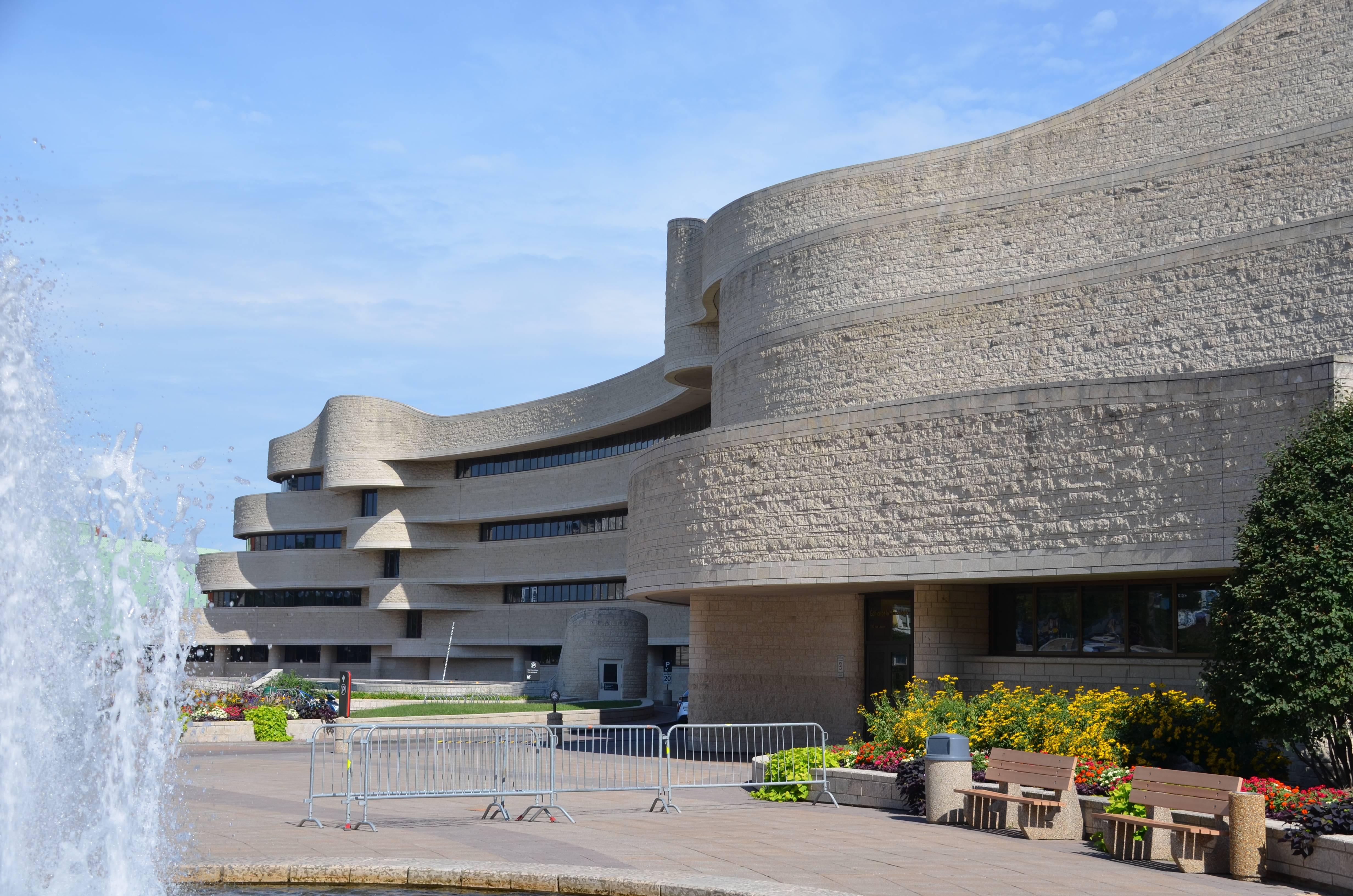 Photo 3: Ottawa, la belle capitale canadienne qui nous charmé