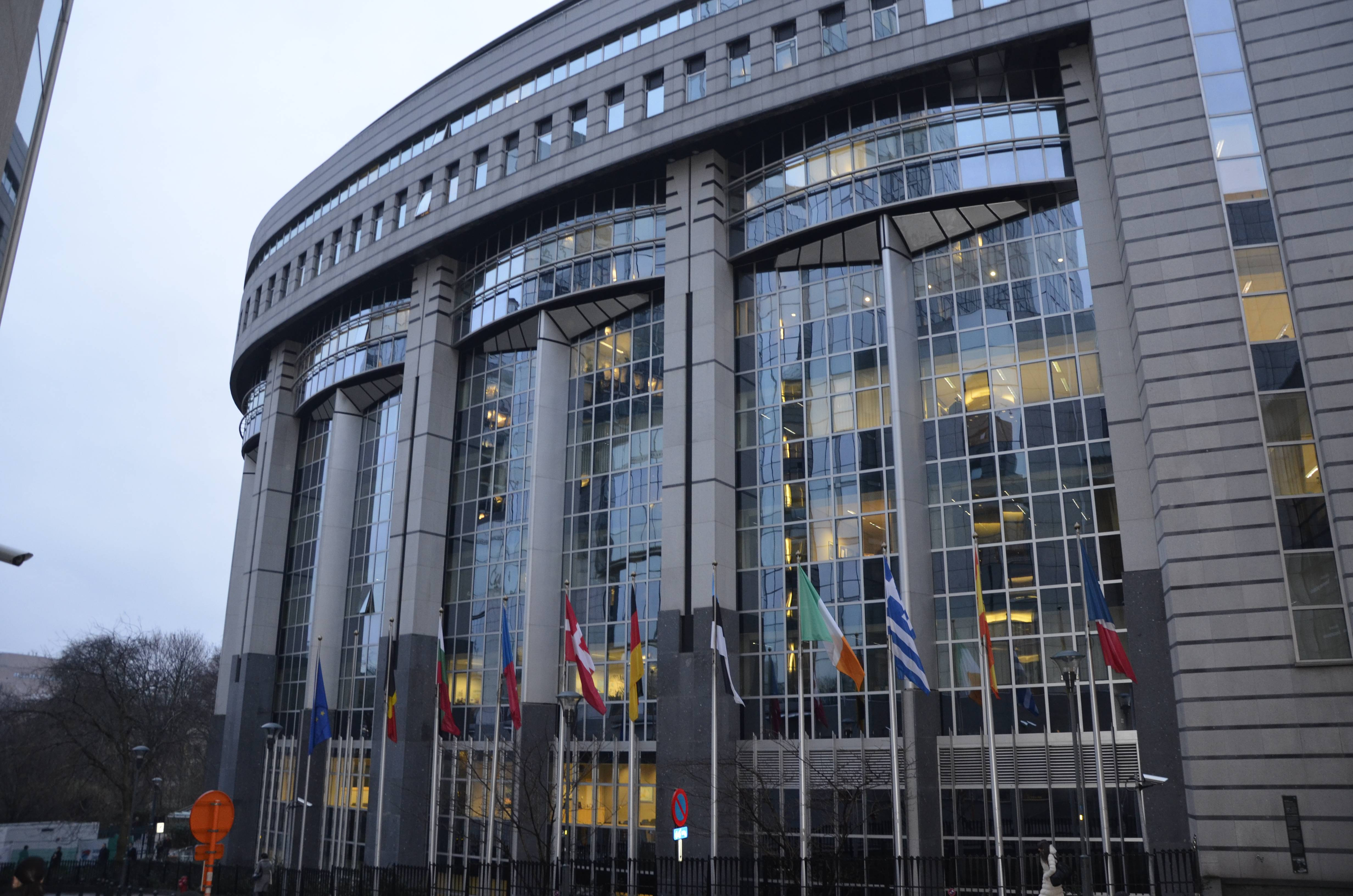 Photo 2: Visiter le Parlement européen