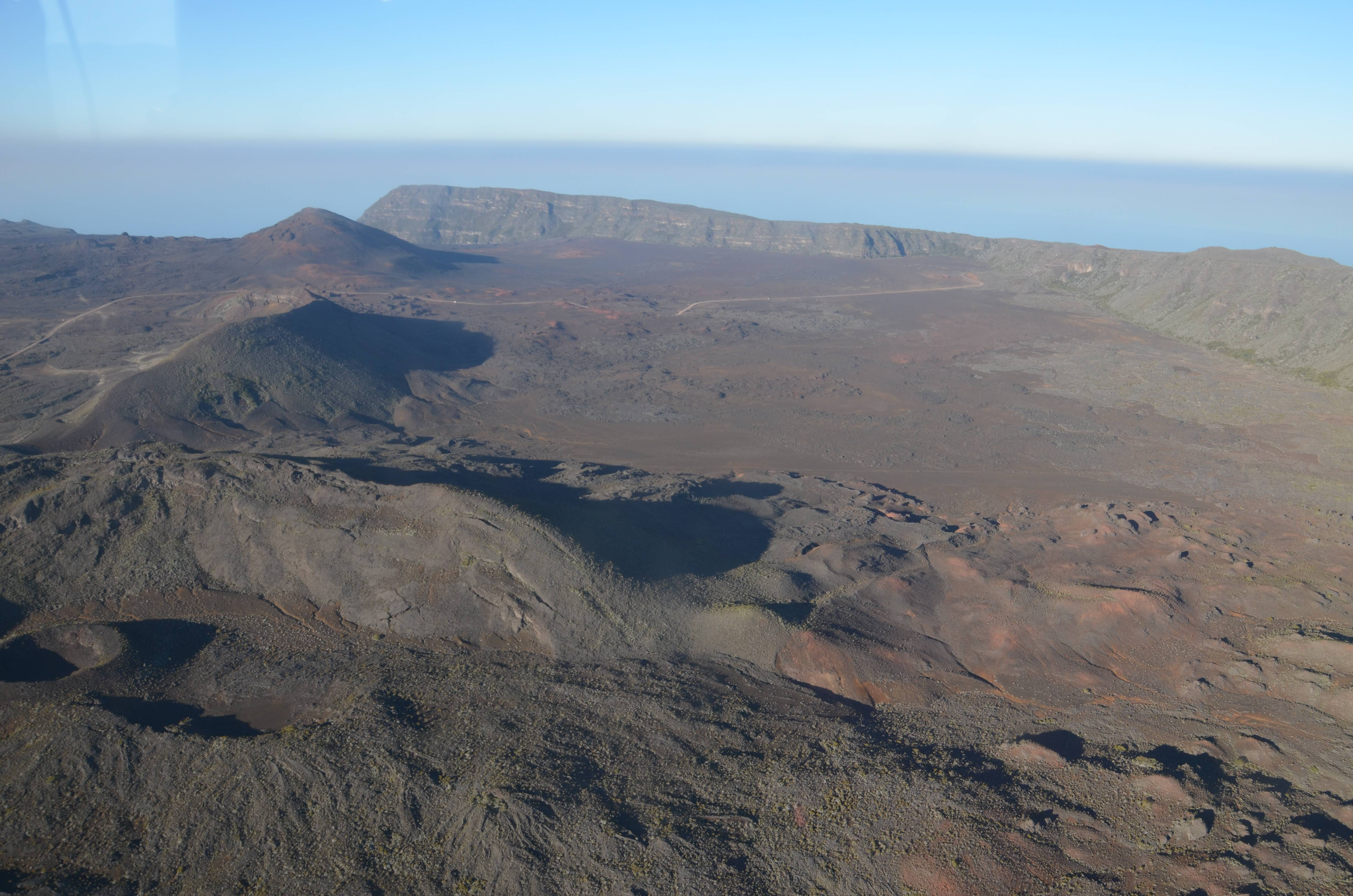 Photo 1: Le Piton de la Fournaise : la star de la Réunion !