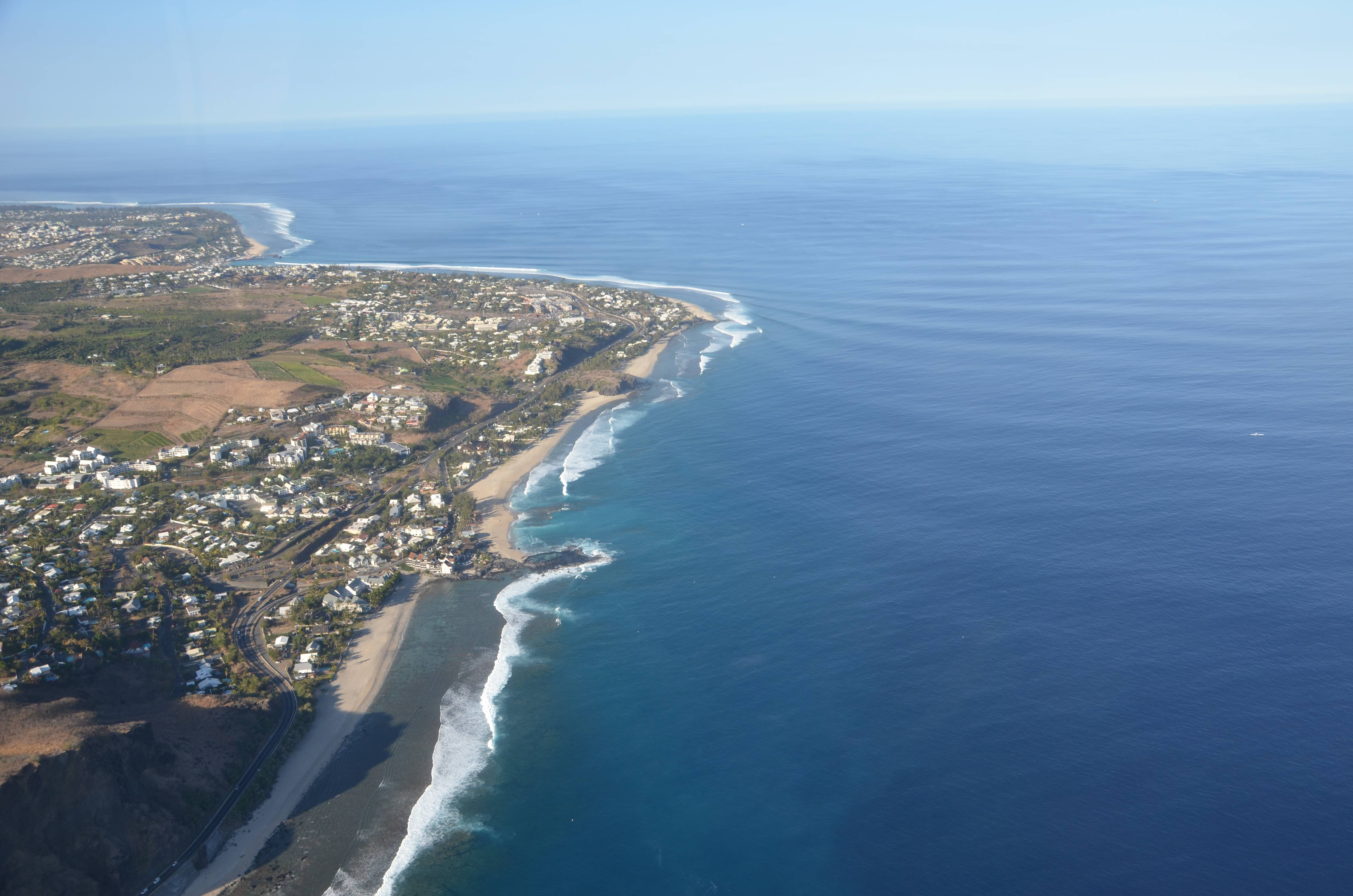 Photo 1: Survoler La Réunion et avoir le souffle coupé !