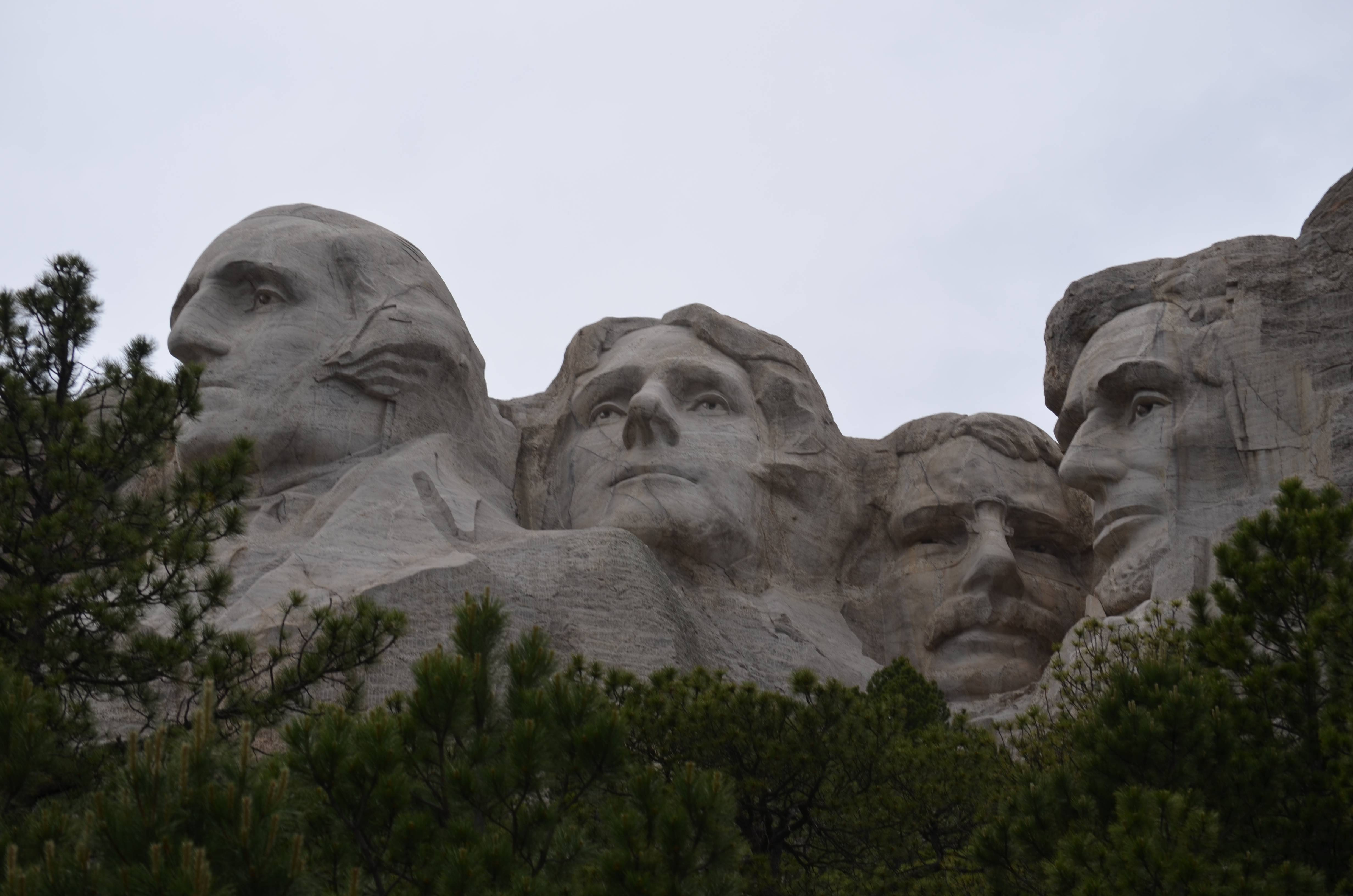 Photo 3: Mount Rushmore National Memorial