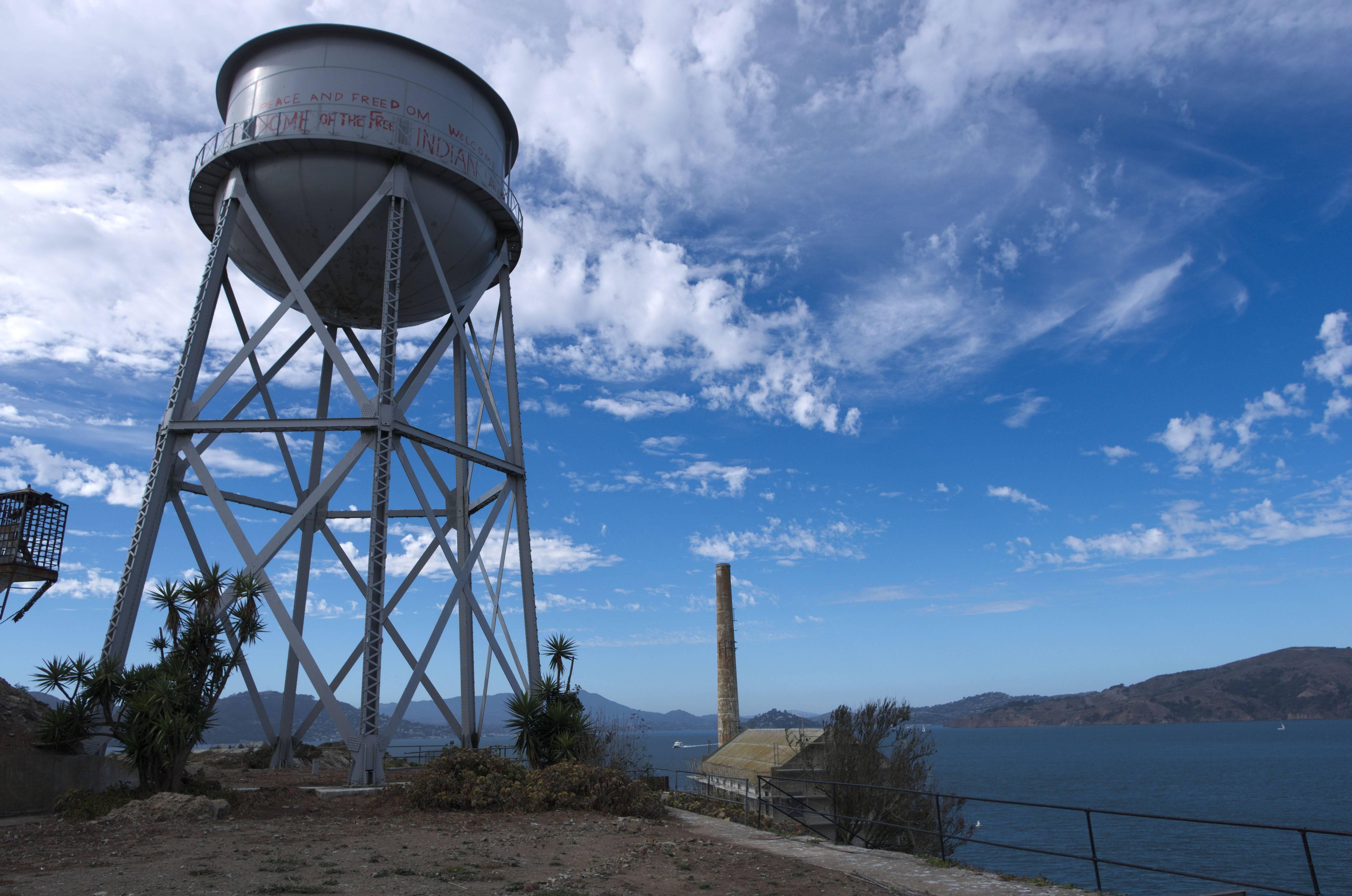 Photo 1: Visite guidée d'Alcatraz