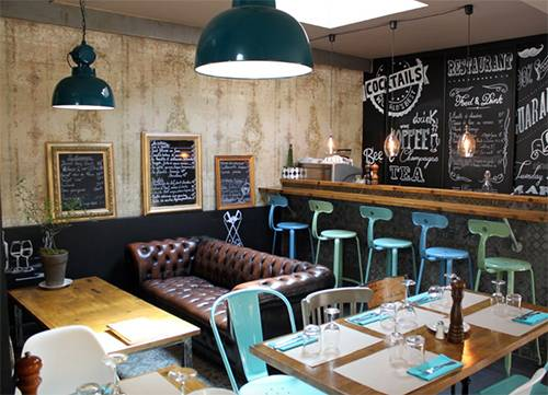 Photo 1: Gio ! L'insolite bistro-restaurant-cave à vin