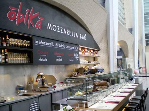 Photo 1: Bar a Mozza à Rome !! Obikà