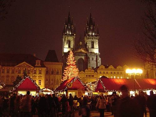 Photo 1: Prague, la ville aux mille tours et mille clochers