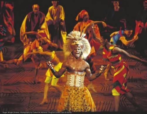 Photo 2: Comédie musicale : le Roi Lion