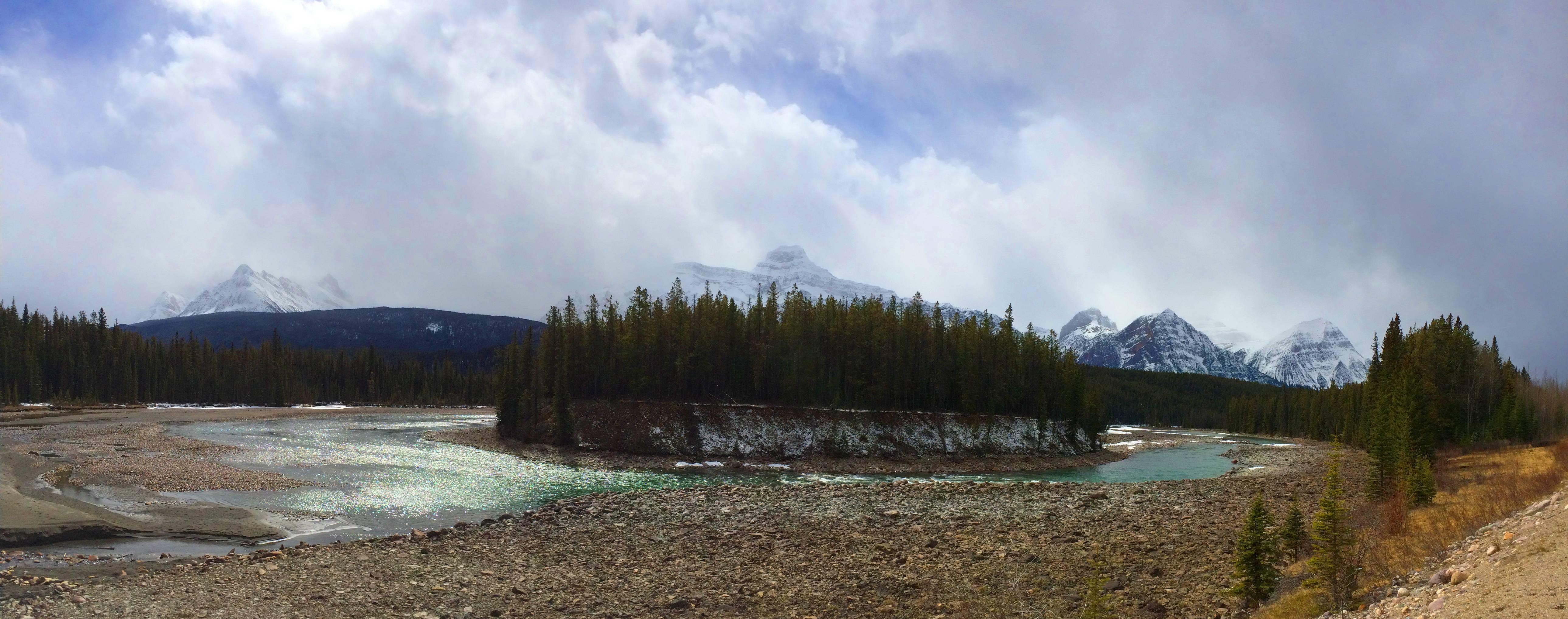 Photo 3: Les rocheuses canadiennes -