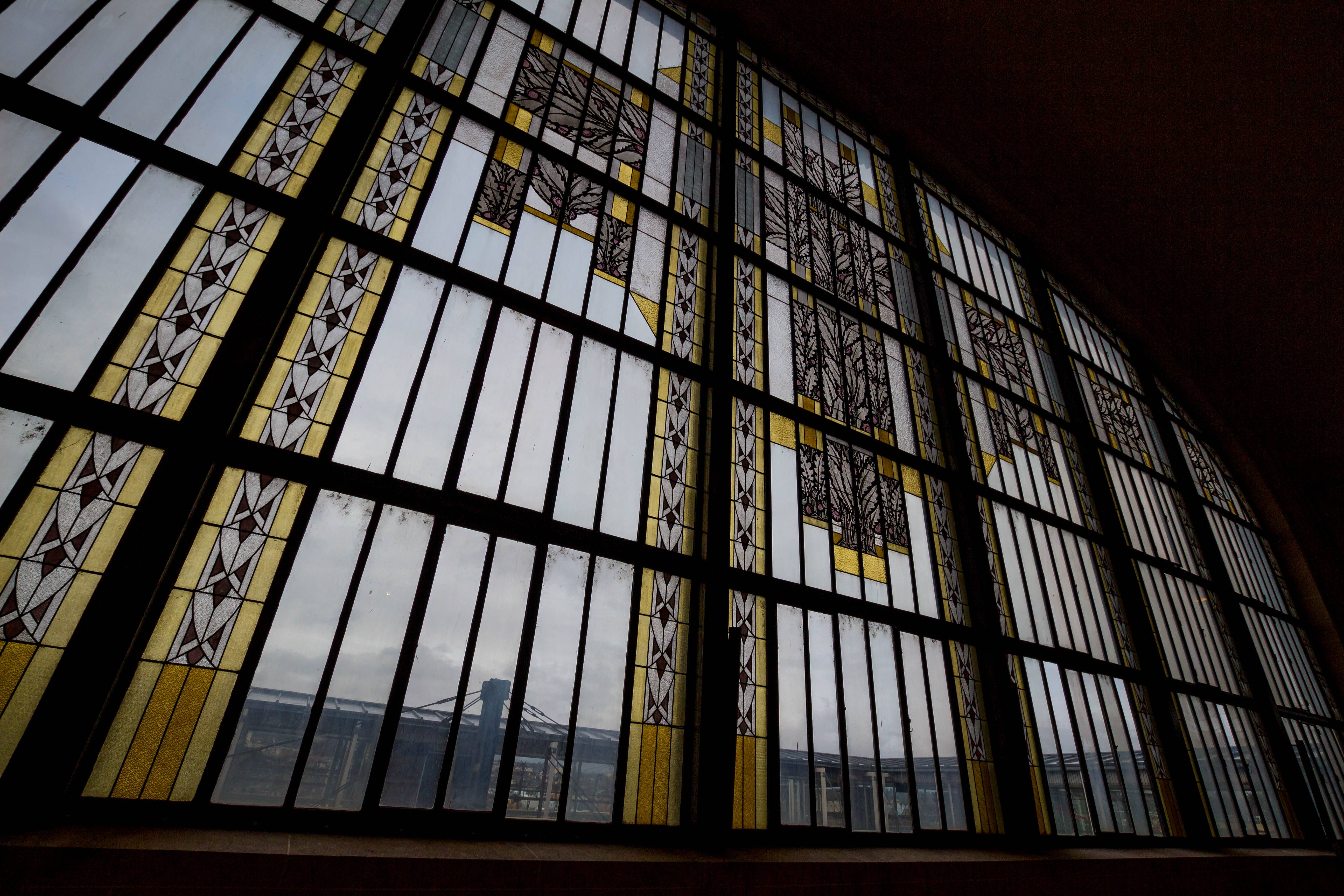 Photo 3: Gare des Bénédictins, une des plus belles d'Europe