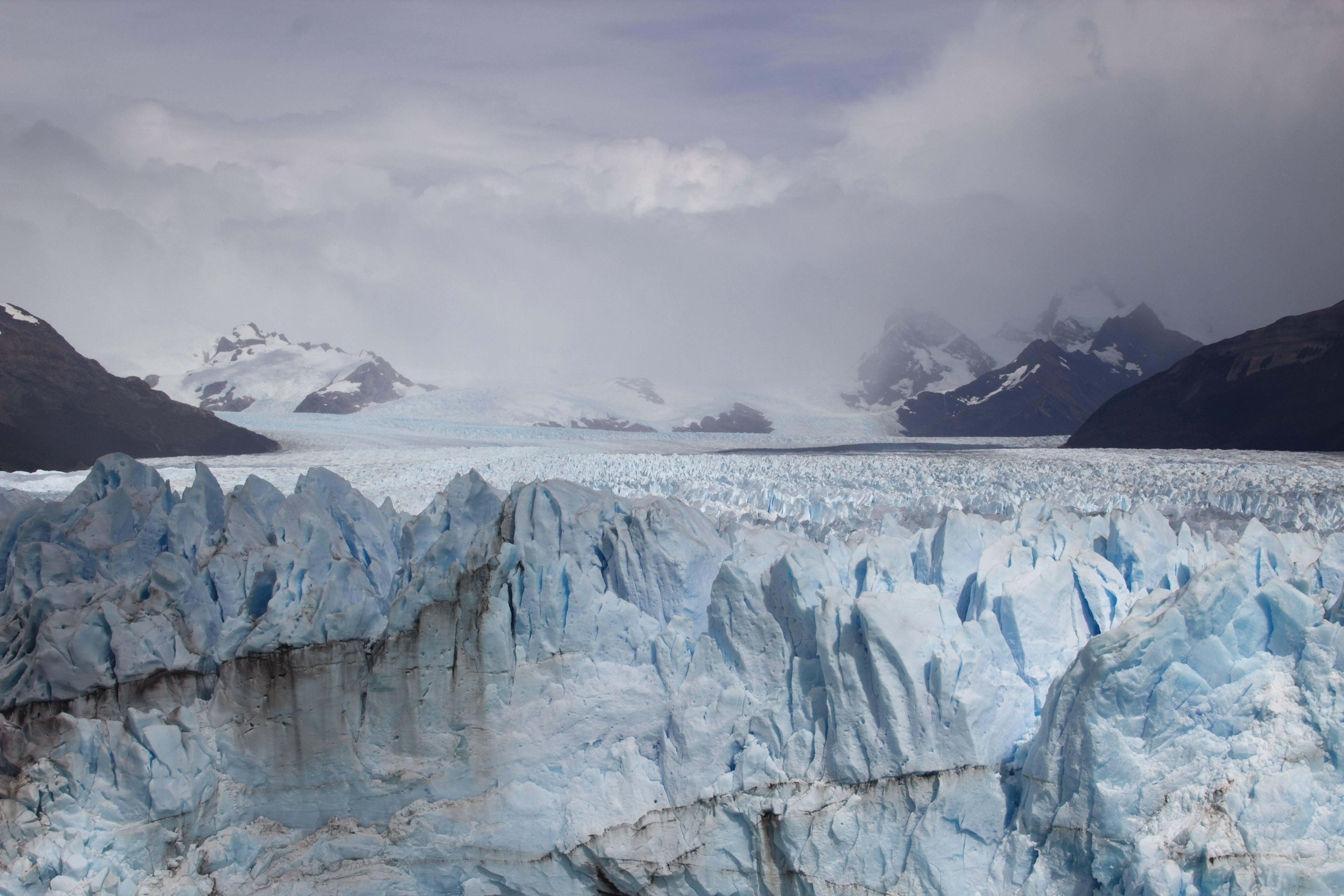 Photo 2: Le Perito Moreno - Un des plus beau glacier
