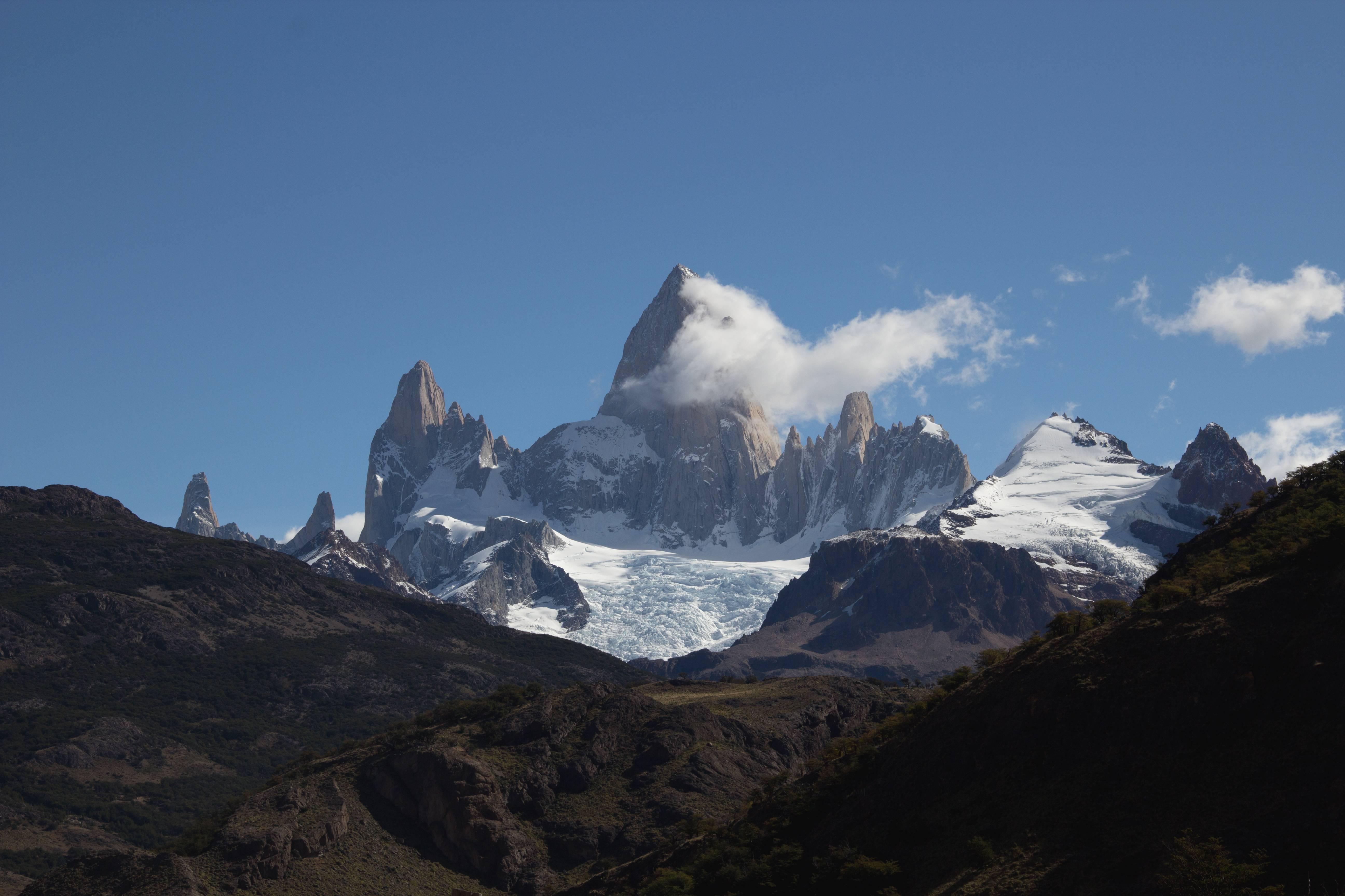 Photo 1: El Chalten - La capitale du Trekking en Argentine