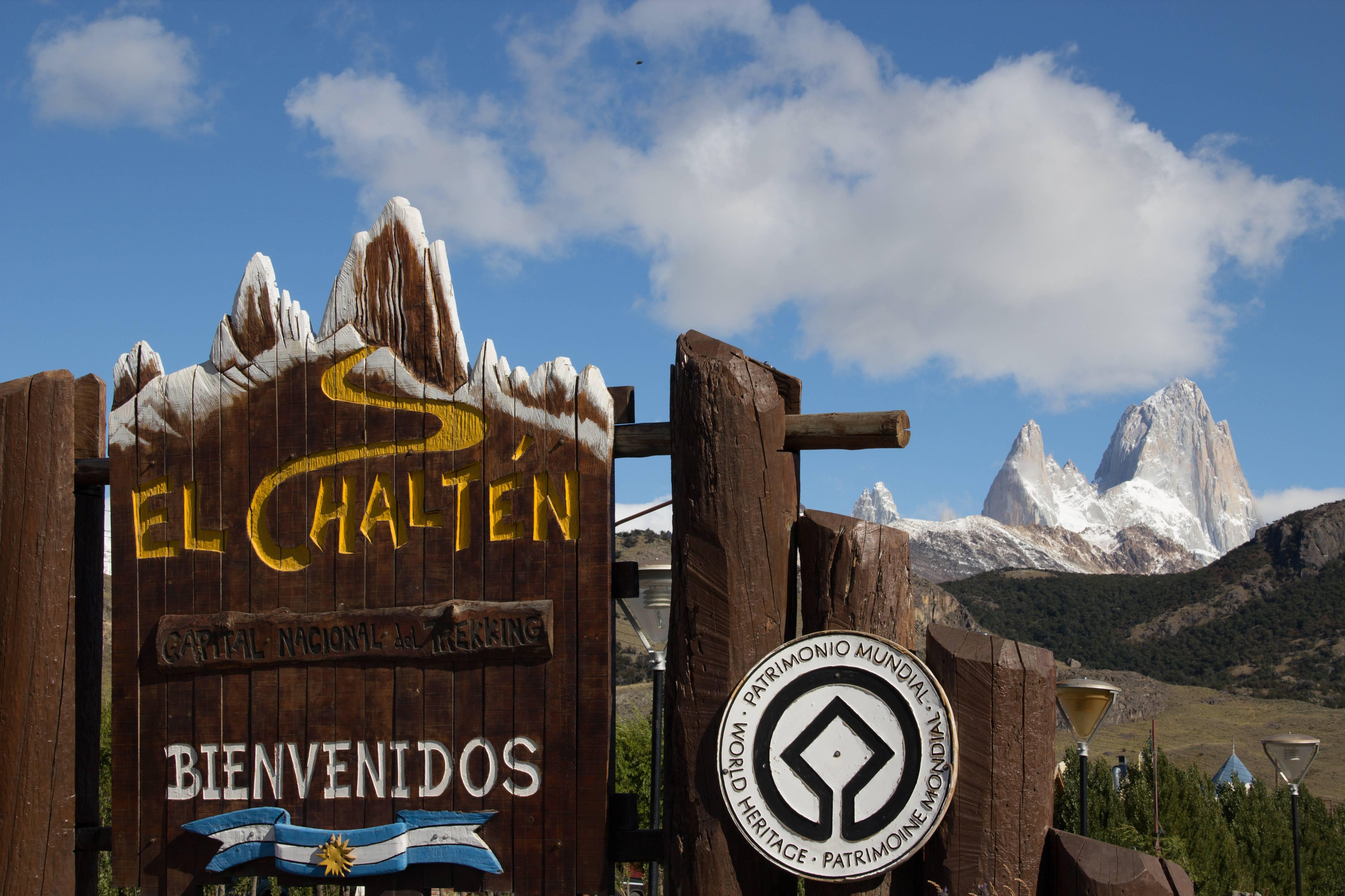 Photo 2: El Chalten - La capitale du Trekking en Argentine