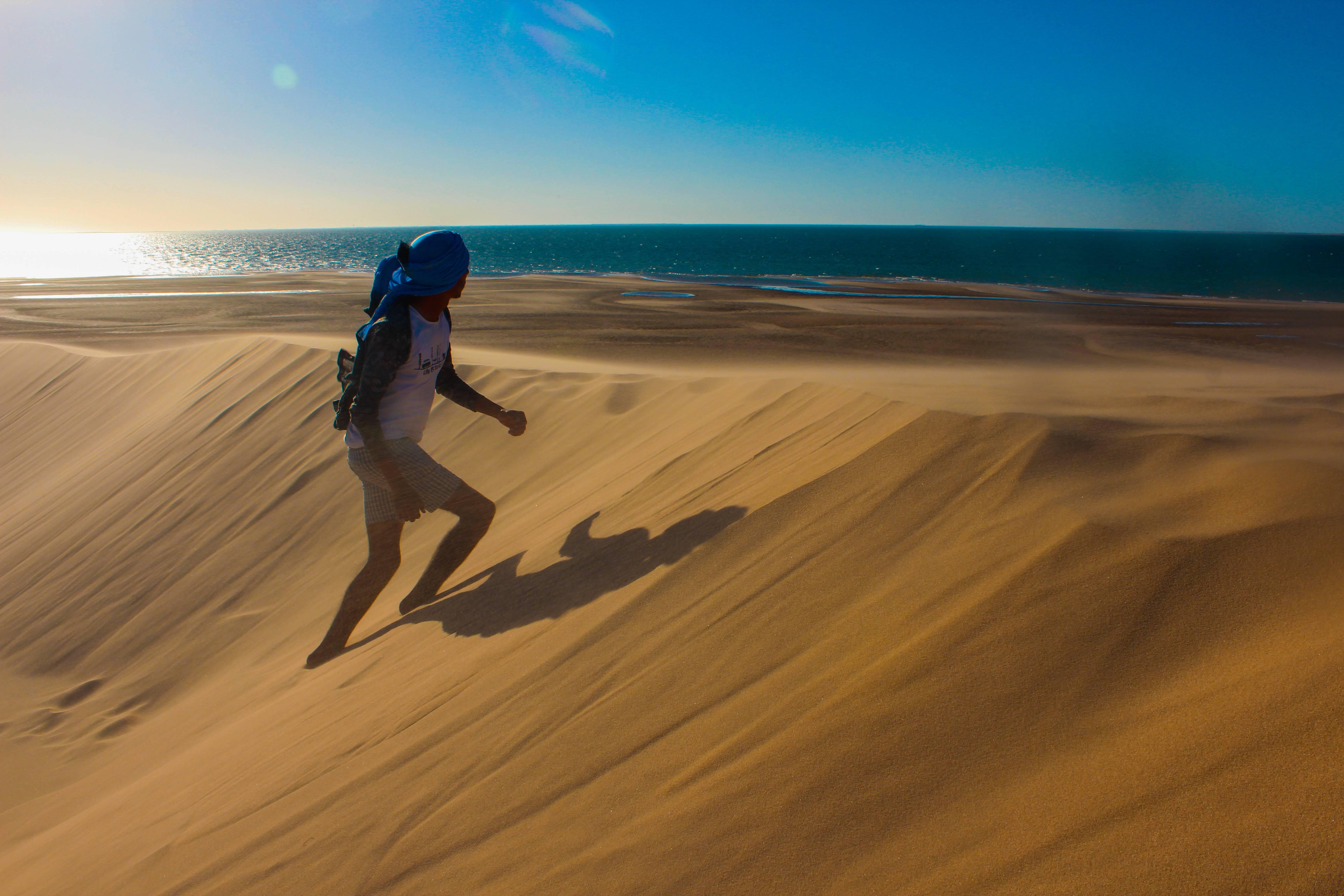 Photo 1: Trip arround dakhla ( Maroc ) : La dune blanche - Fom bouir - L'île du dragon