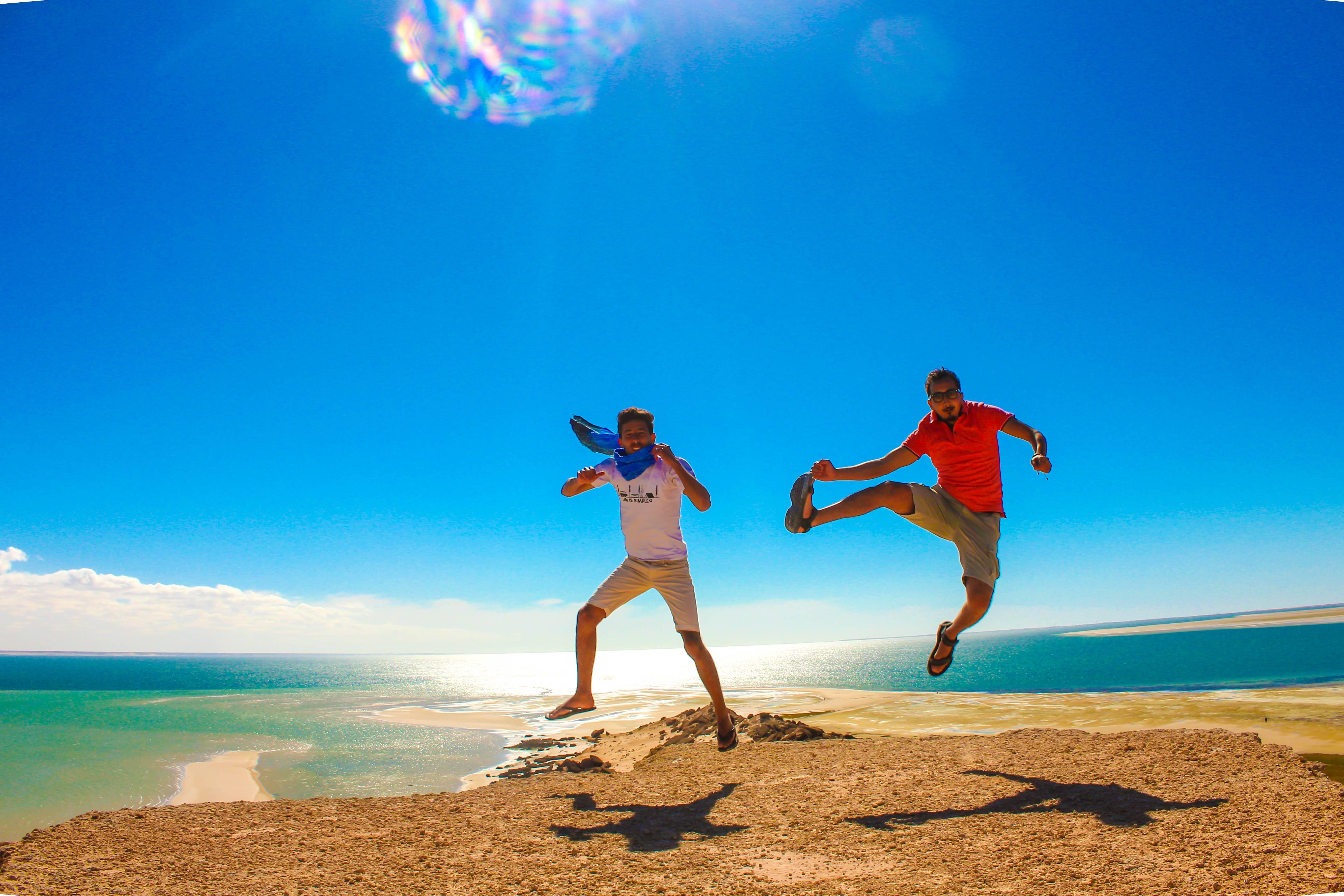 Photo 2: Trip arround dakhla ( Maroc ) : La dune blanche - Fom bouir - L'île du dragon