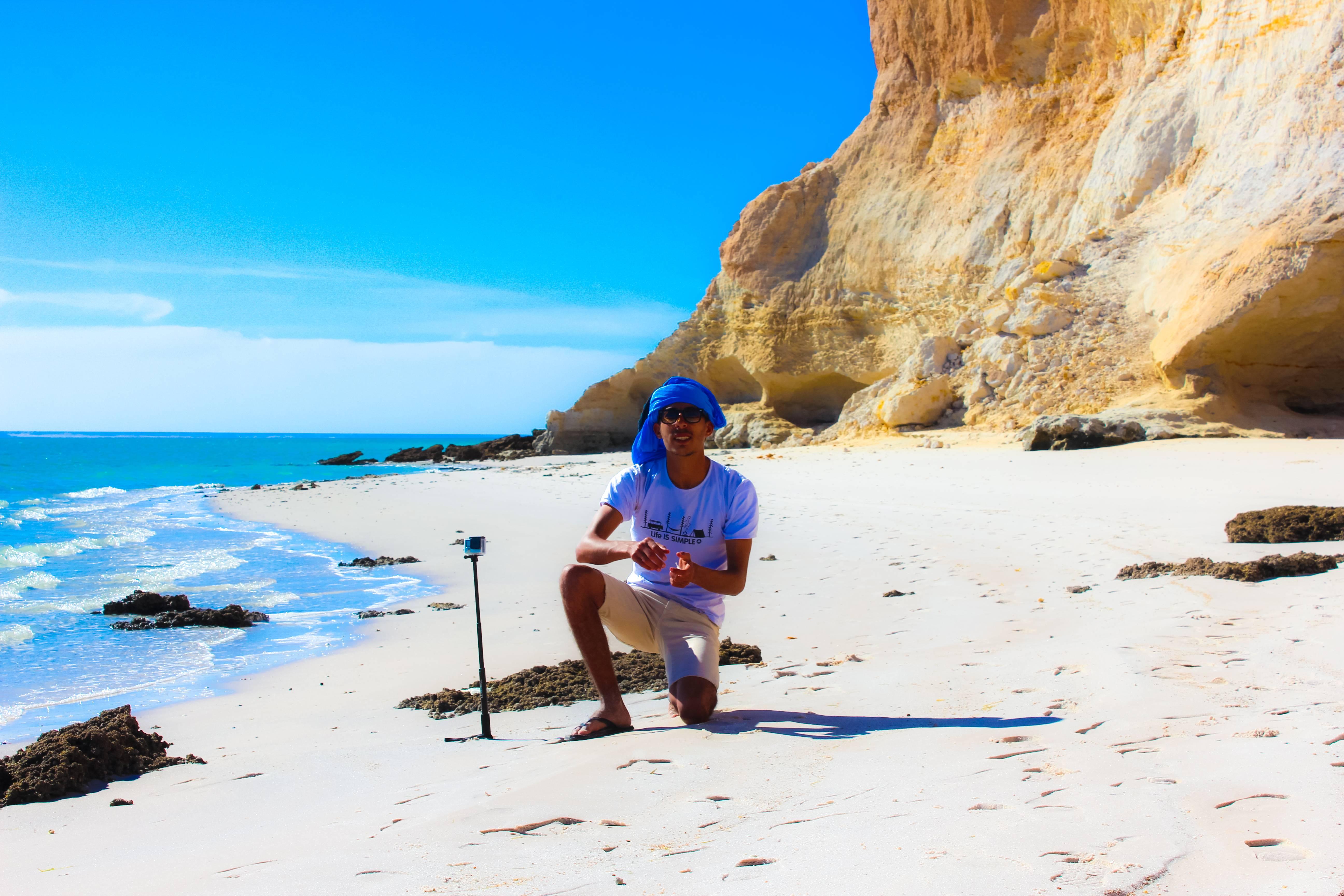 Photo 3: Trip arround dakhla ( Maroc ) : La dune blanche - Fom bouir - L'île du dragon