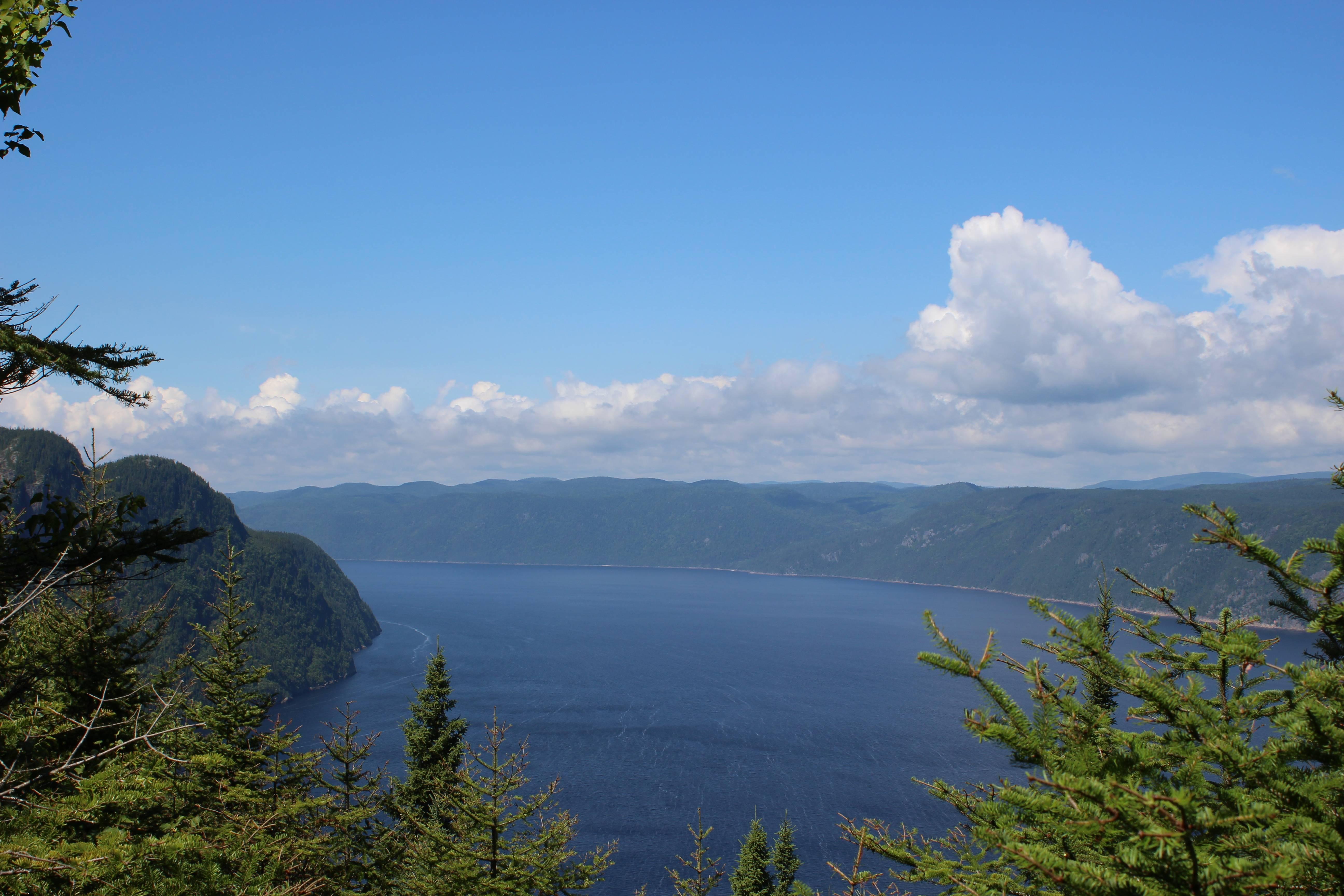 Photo 2: CANADA,  Balade rando Parc national du Fjord-du-Saguenay, secteur Baie-Éternité