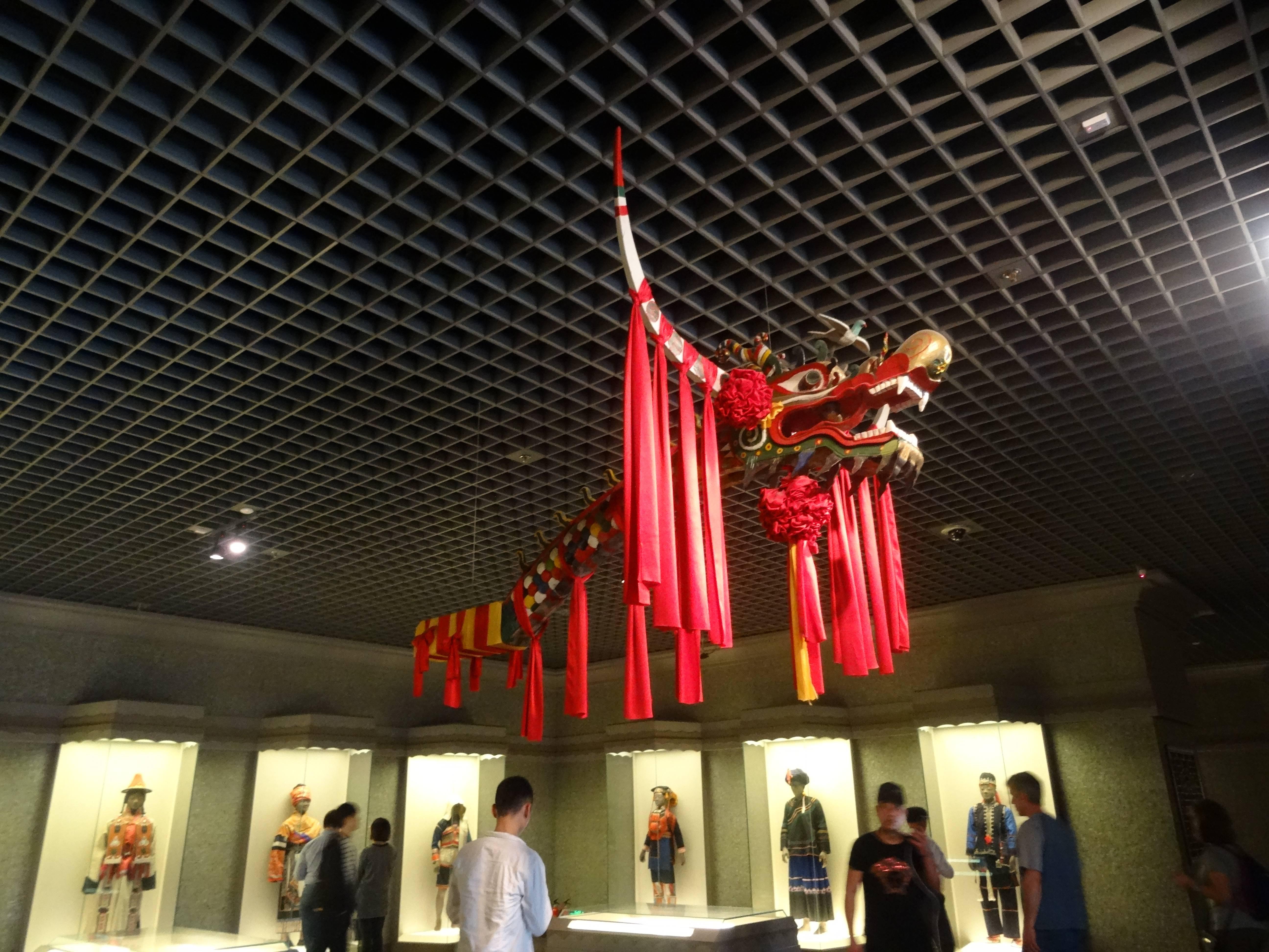 Photo 2: Shangaï et son superbe Musée d'Arts
