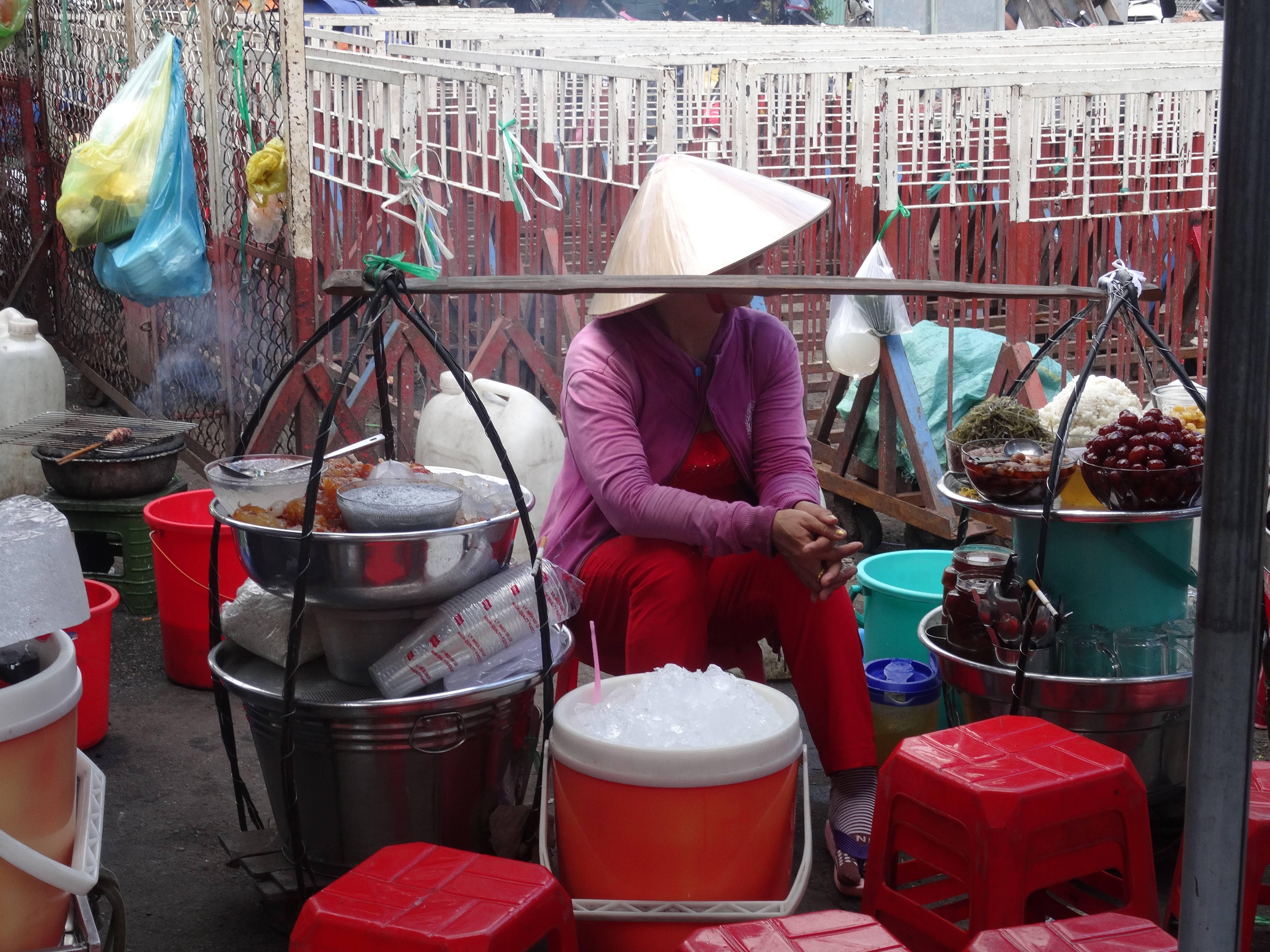 Photo 1: Marché de Cholon à Ho-Chi-Minh Ville