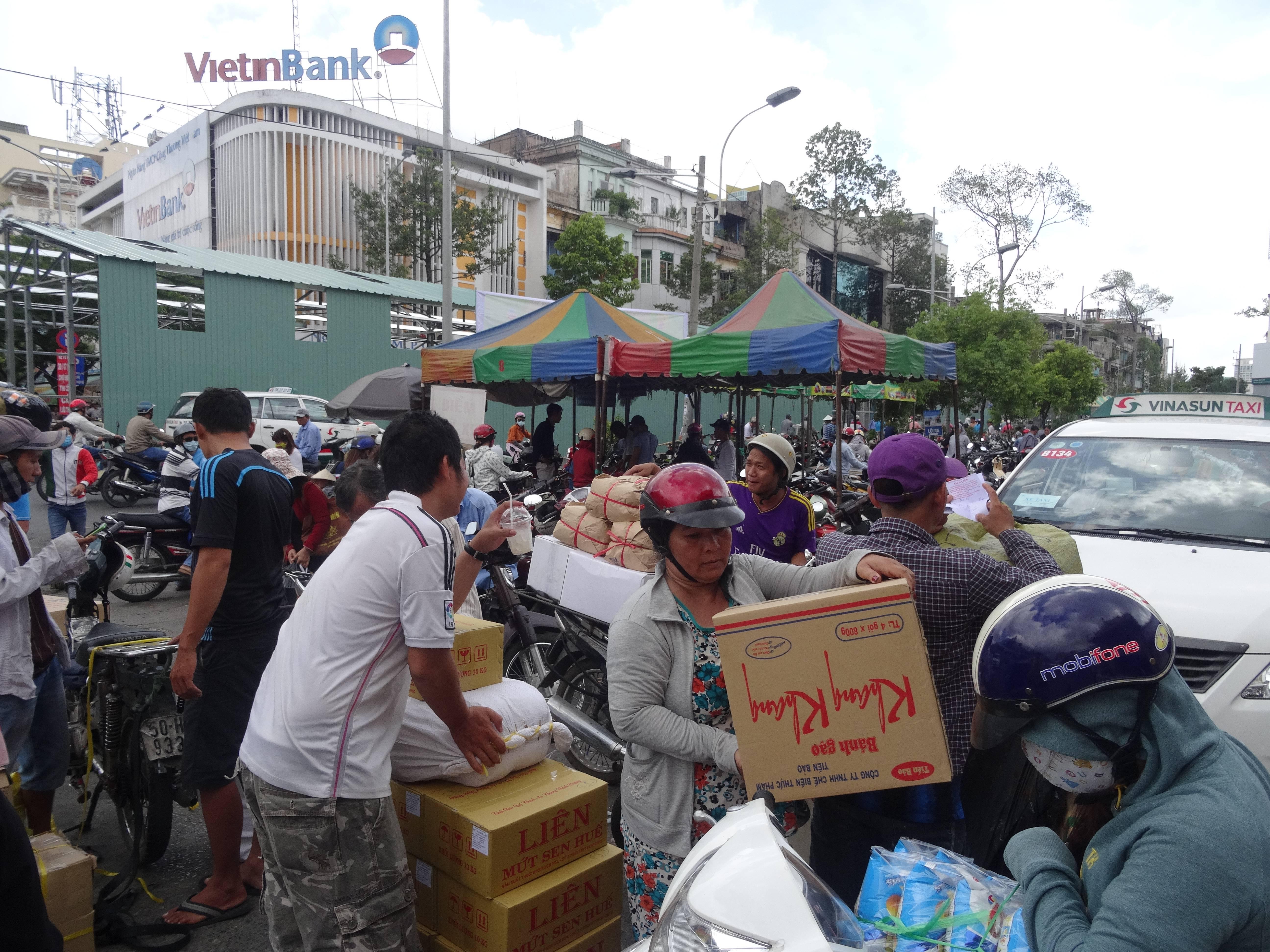 Photo 2: Marché de Cholon à Ho-Chi-Minh Ville