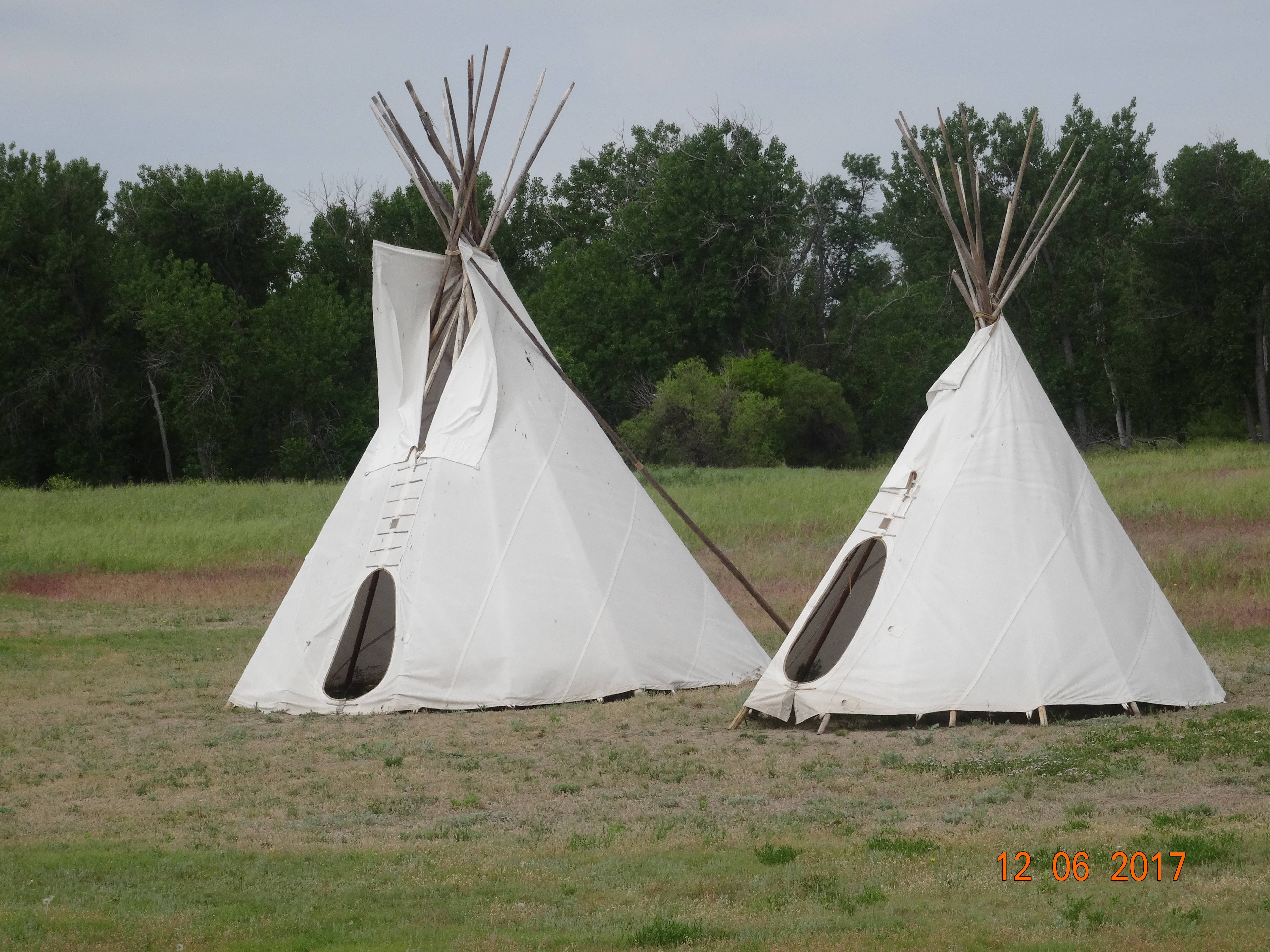 Photo 1: Fort Laramie National Historic Site - Wyoming....