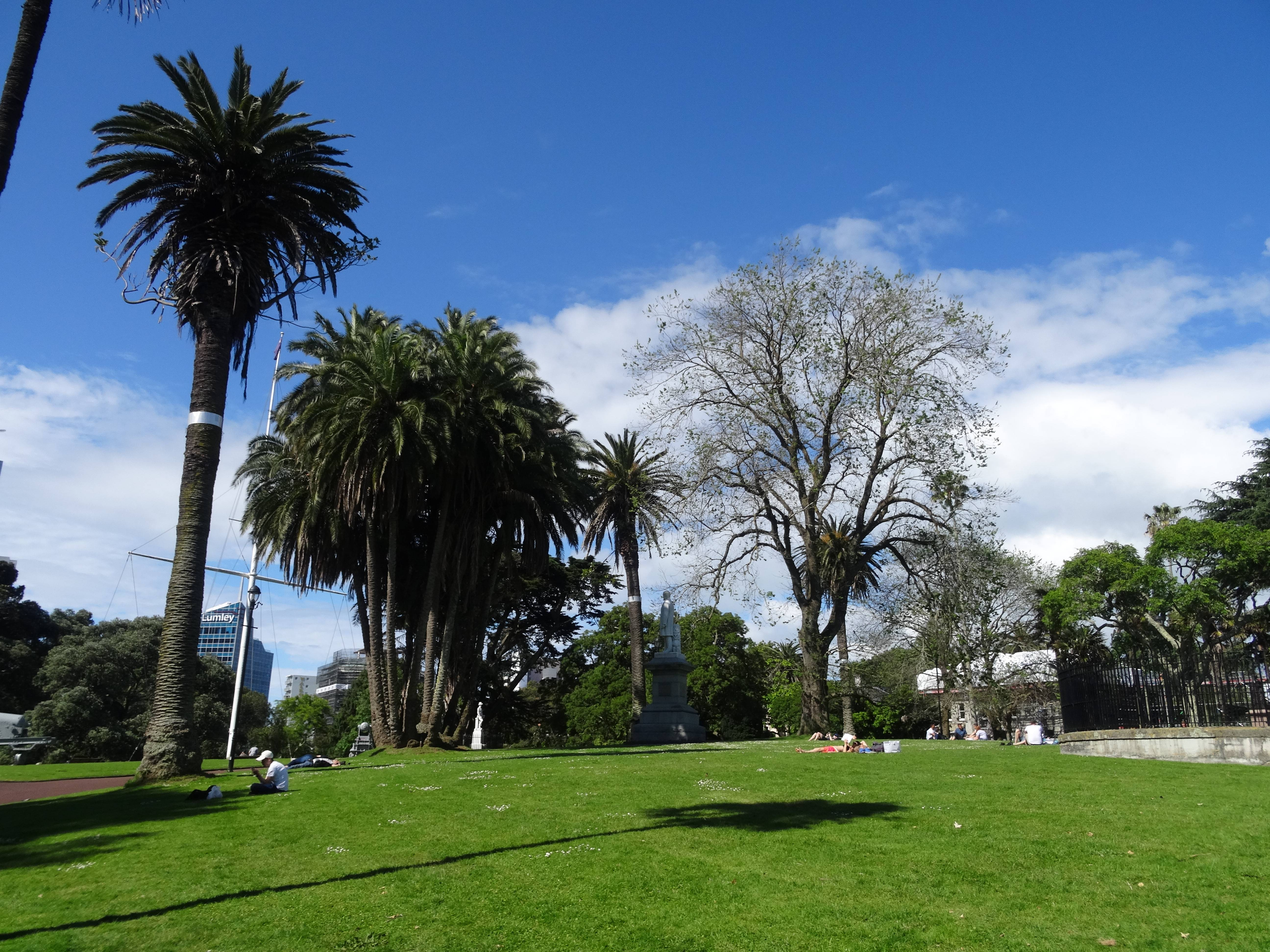 Photo 1: Albert Park, Auckland, Nouvelle-Zélande