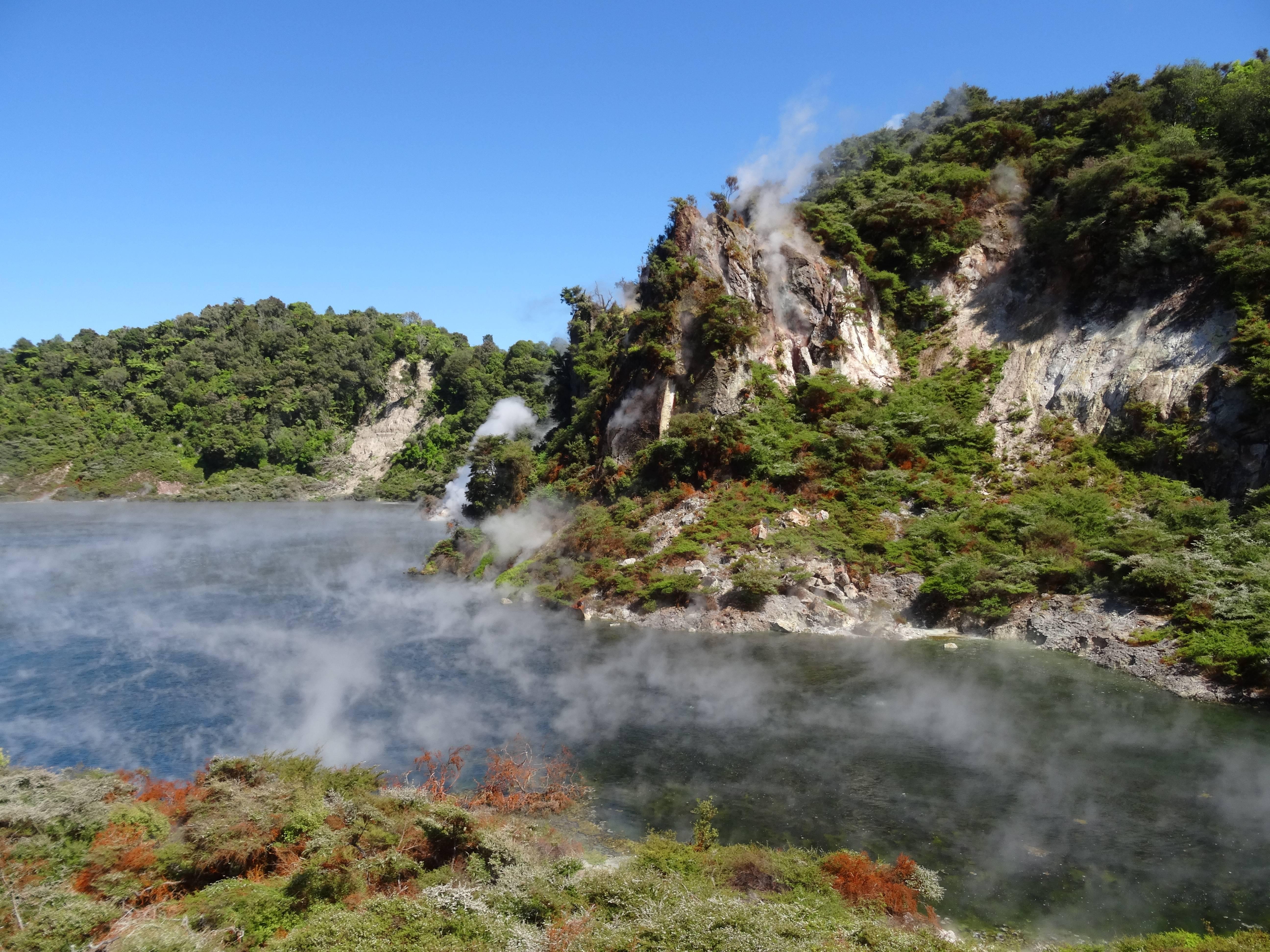 Photo 2: Waimangu Volcanic Valley, Rotorua, Nouvelle-Zélande