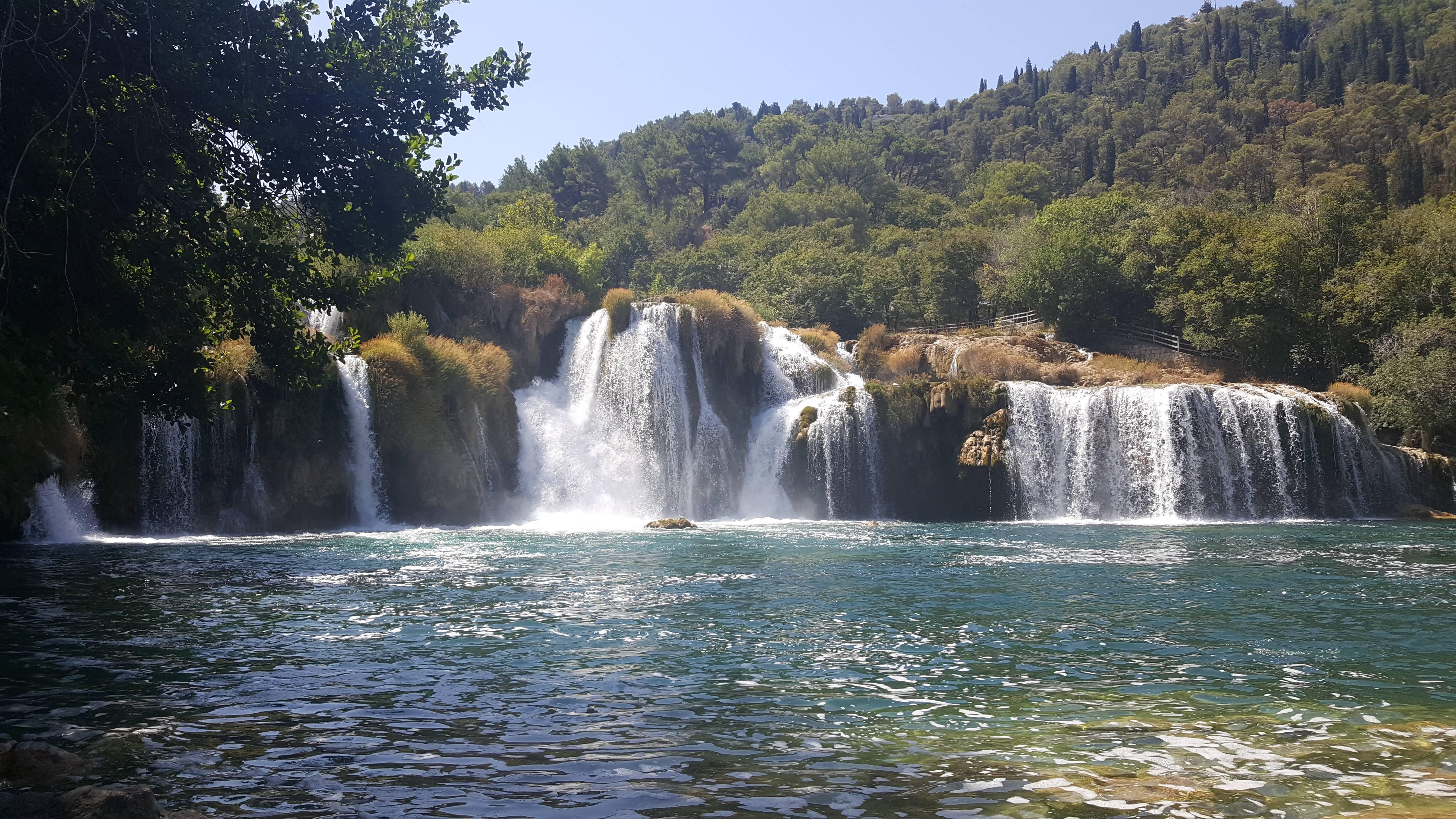 Photo 3: Cascades, Ballades, Baignades sous le soleil croate
