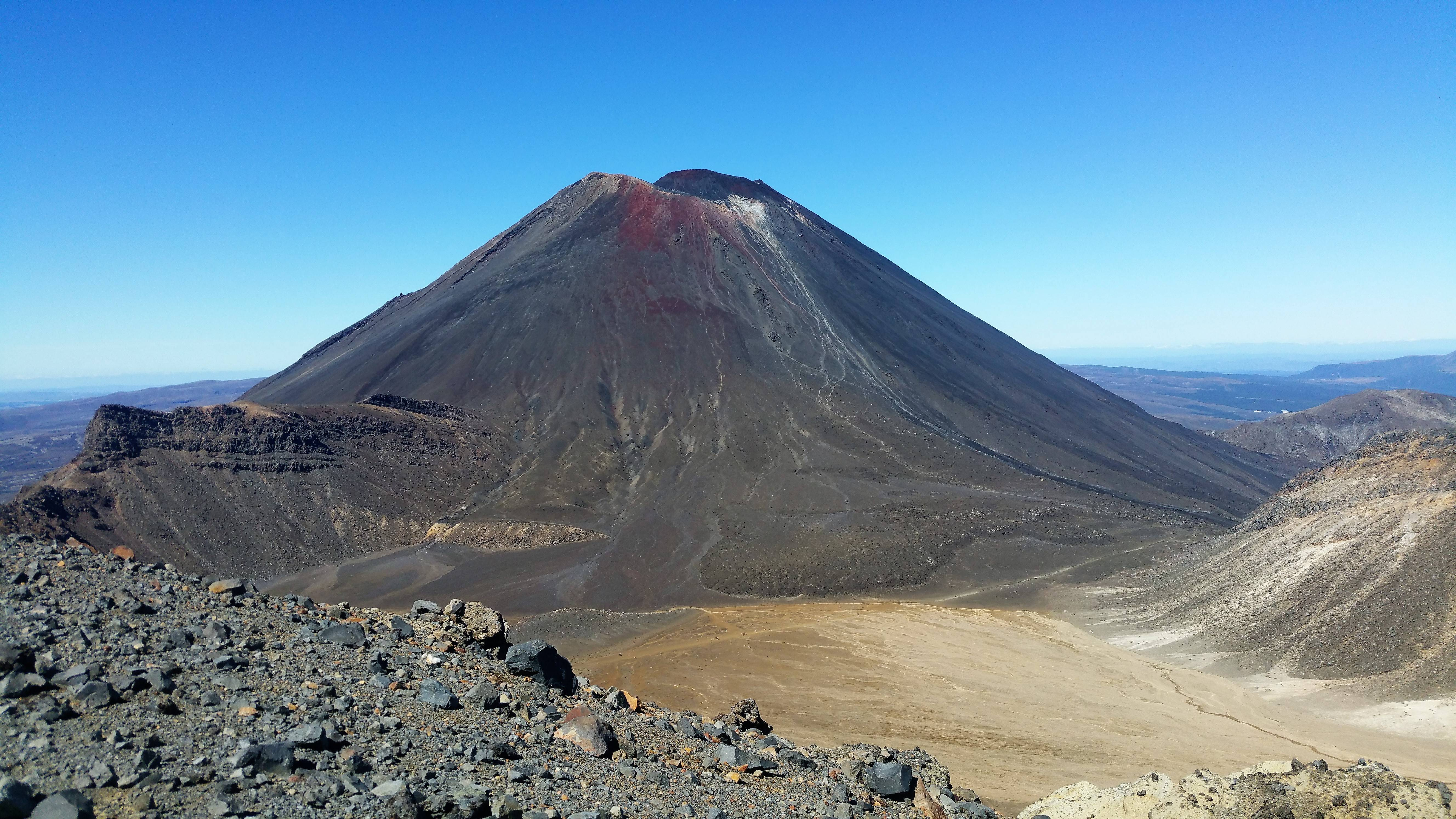 Photo 1: Tongariro Alpine Crossing