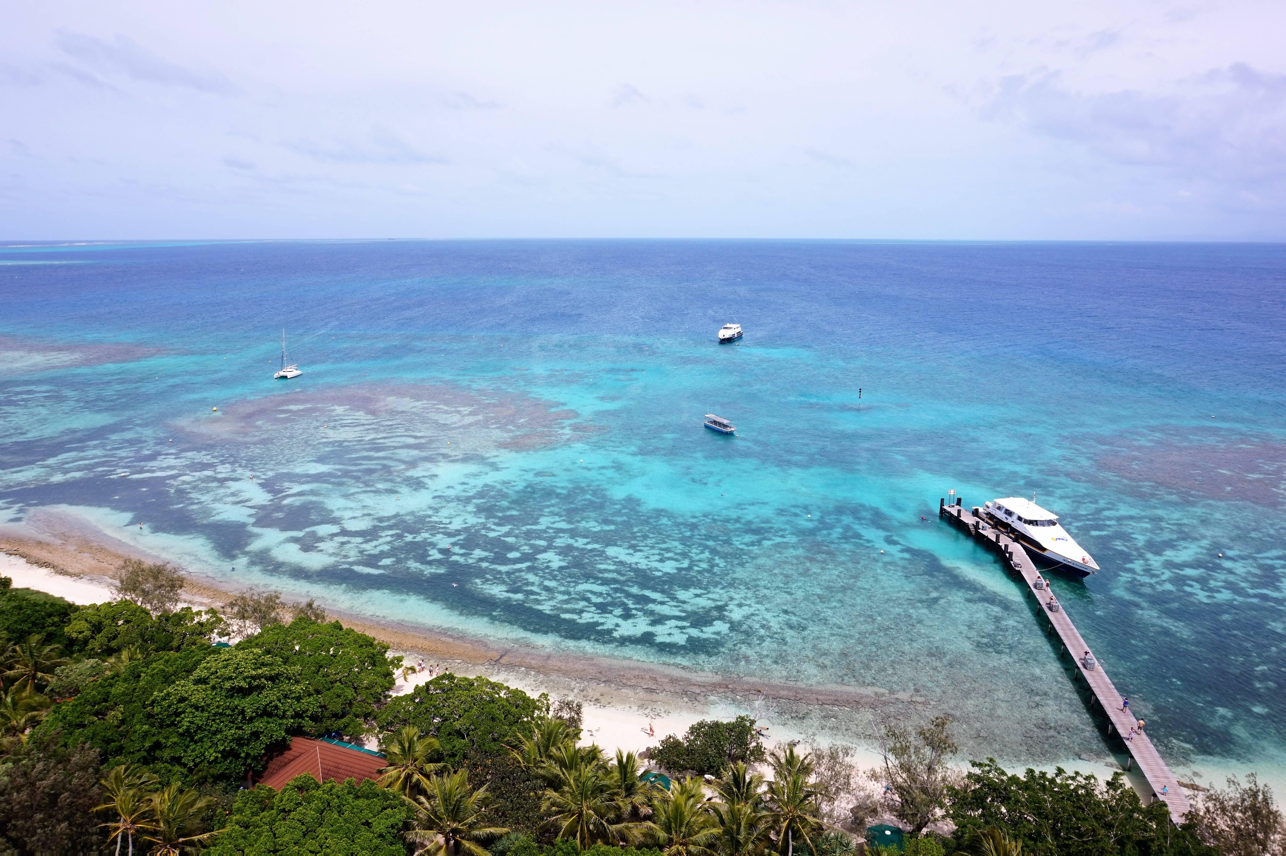 Photo 1: Nouvelle Calédonie - Phare Amédée