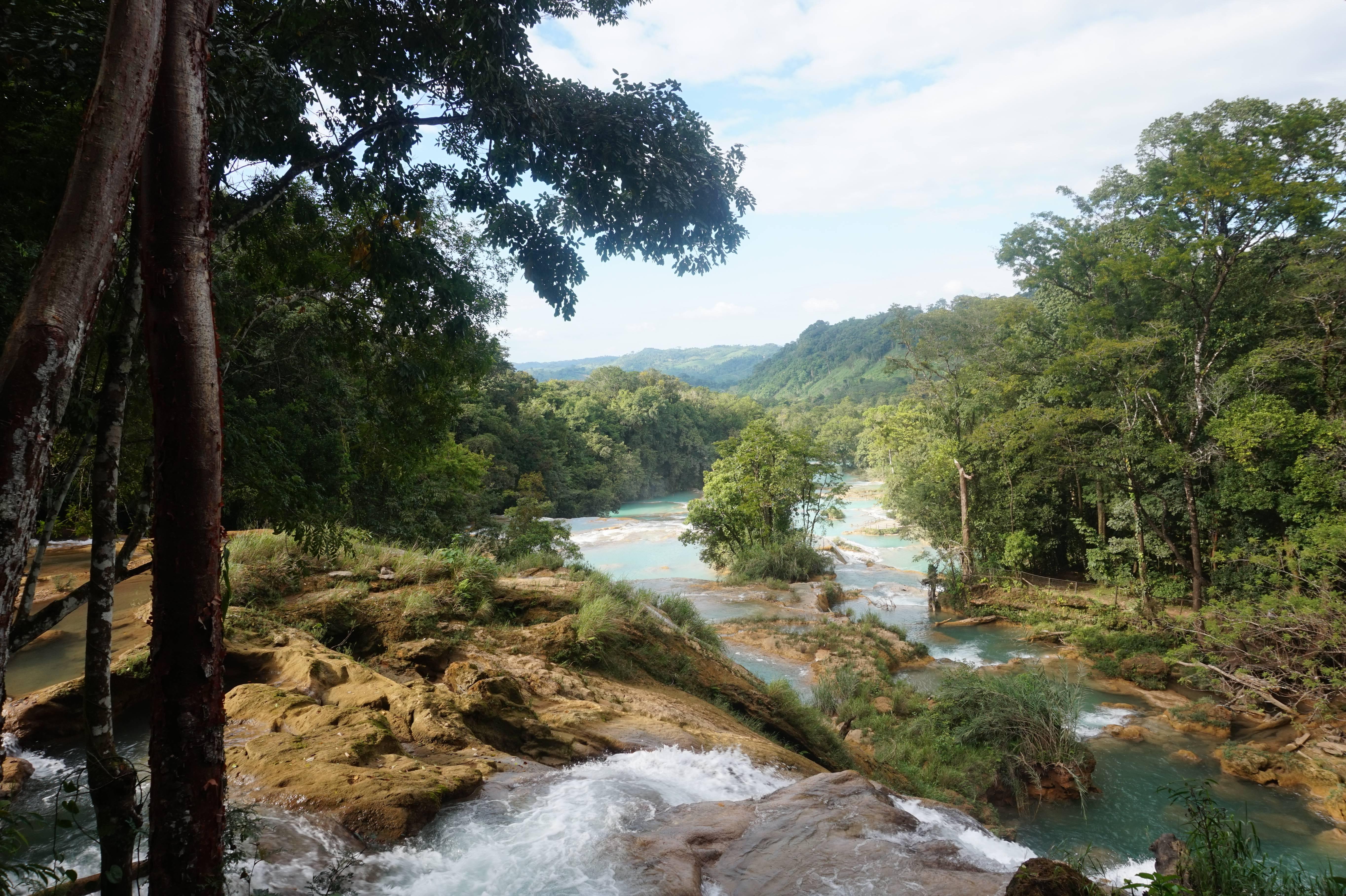Photo 1: Agua Azul