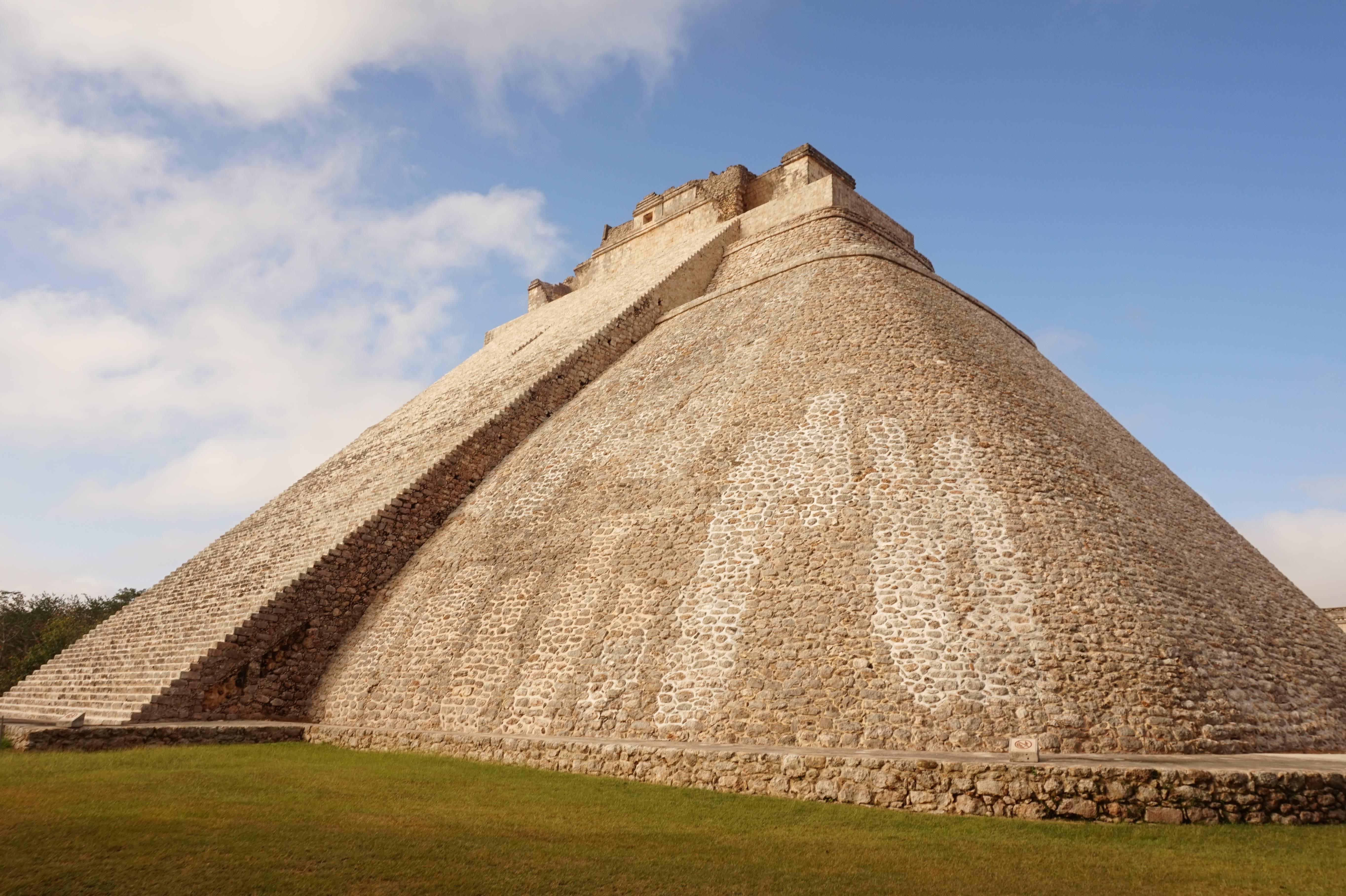 Photo 1: Uxmal, une des plus belles cité Maya